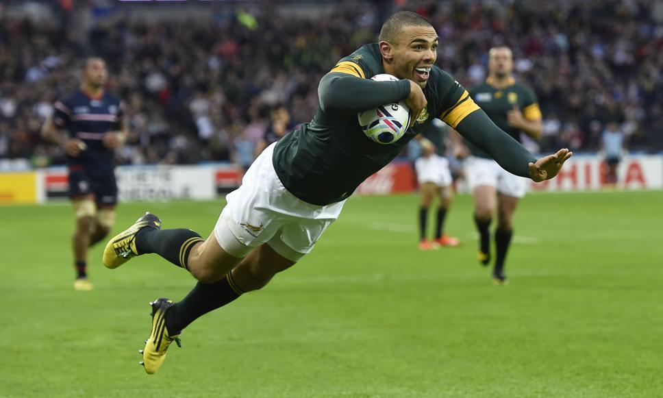 Carton pour l 39 afrique du sud record pour habana coupe - Coupe du monde rugby afrique du sud ...