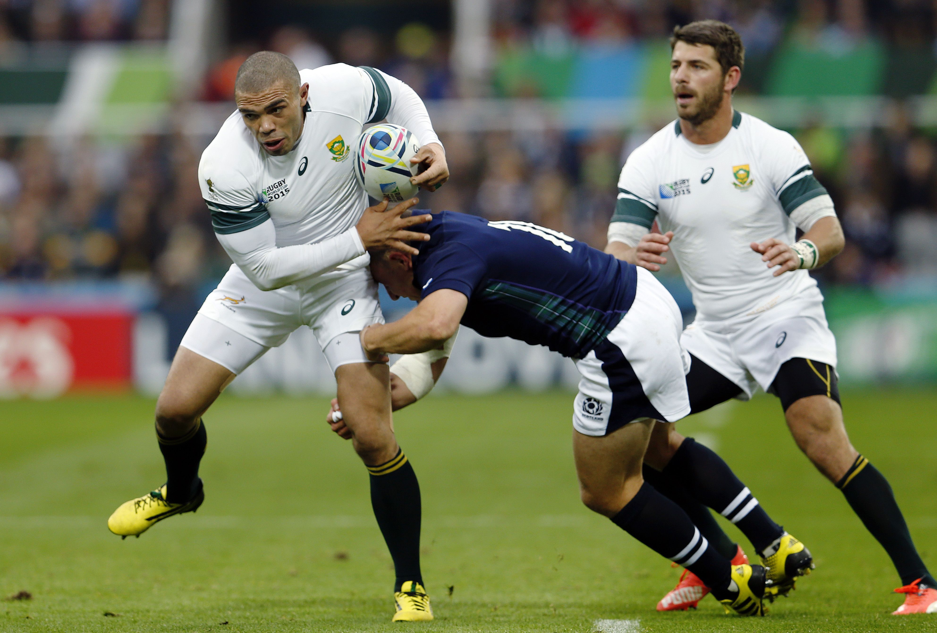 L 39 afrique du sud redevient un candidat s rieux coupe du - Coupe du monde rugby afrique du sud ...