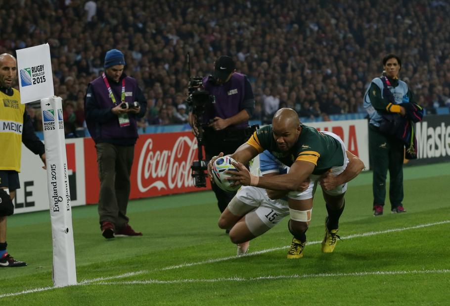 L 39 afrique du sud sur le podium coupe du monde 2015 rugby - Coupe du monde rugby afrique du sud ...