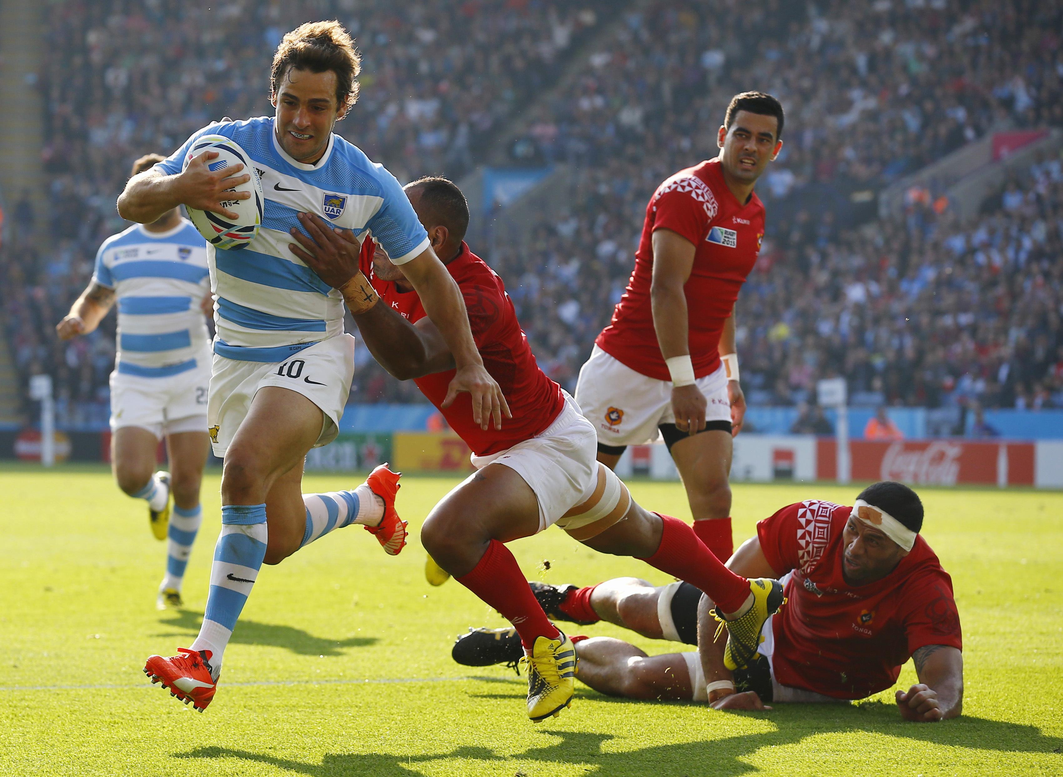 L 39 argentine a un pied en quarts coupe du monde 2015 rugby - Resultats coupe du monde 2015 rugby ...