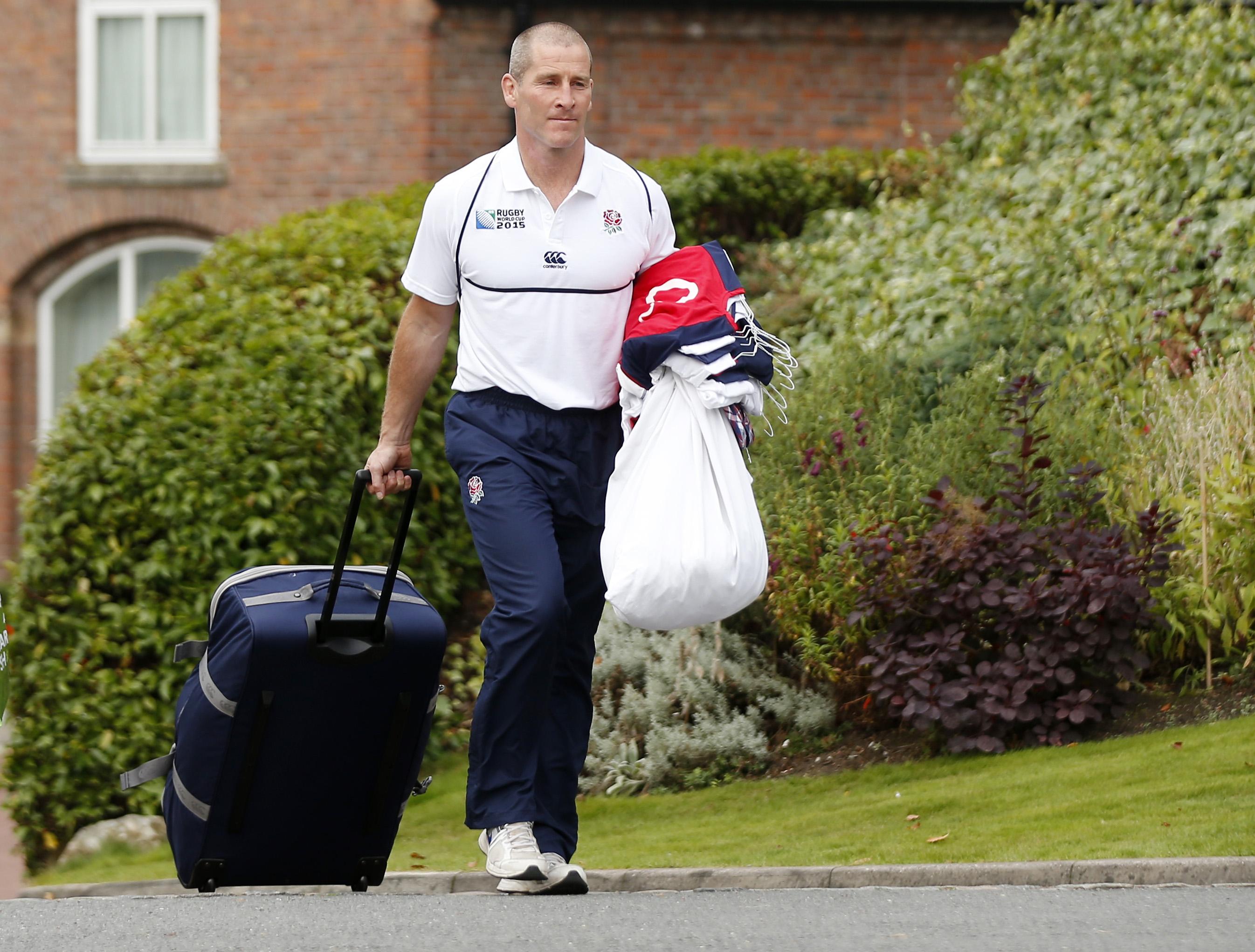 Rugby - Coupe du monde 2015 - Lancaster n'est plus le sélectionneur de l'Angleterre