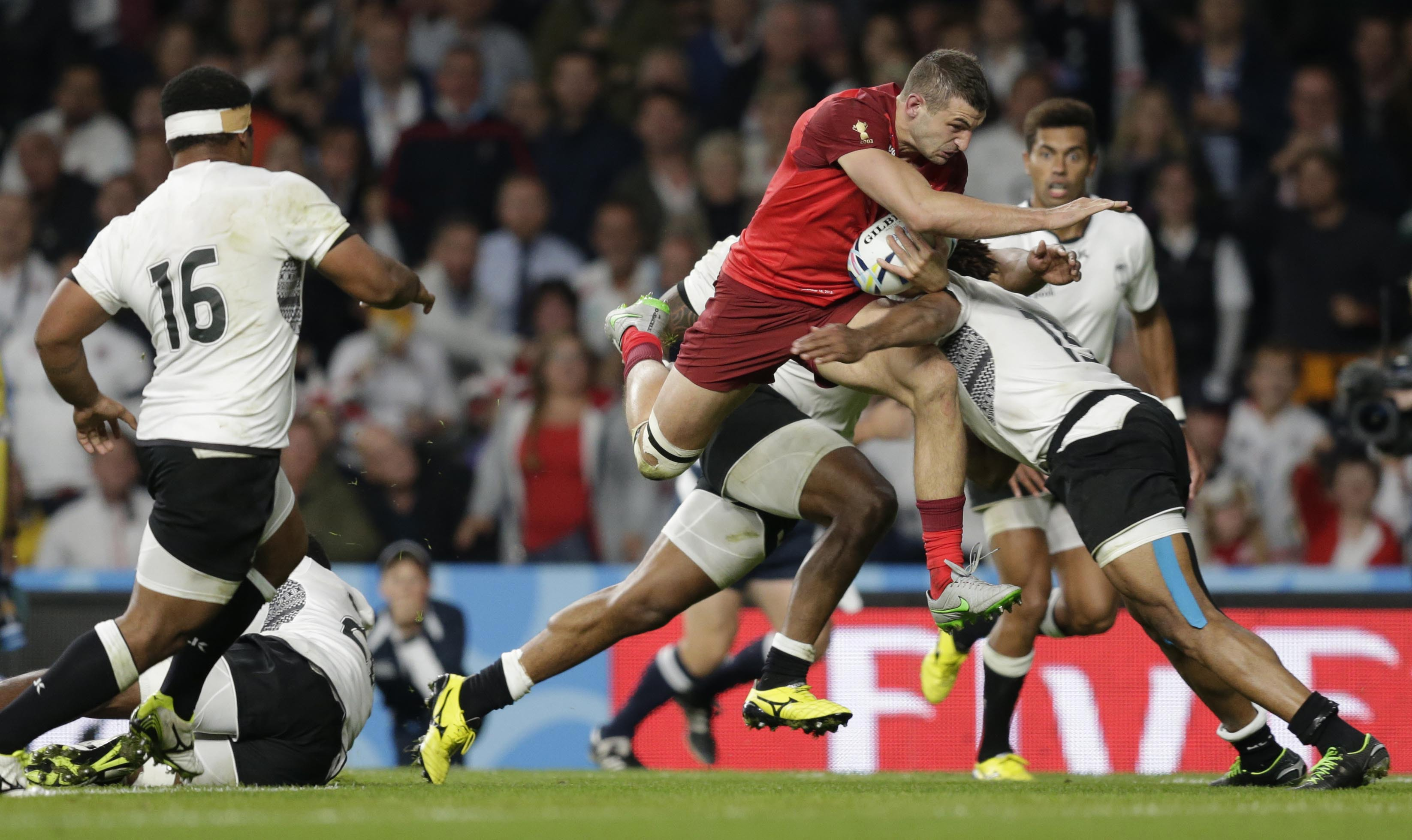 Le r sum d 39 angleterre fidji coupe du monde 2015 rugby - Classement coupe monde rugby 2015 ...