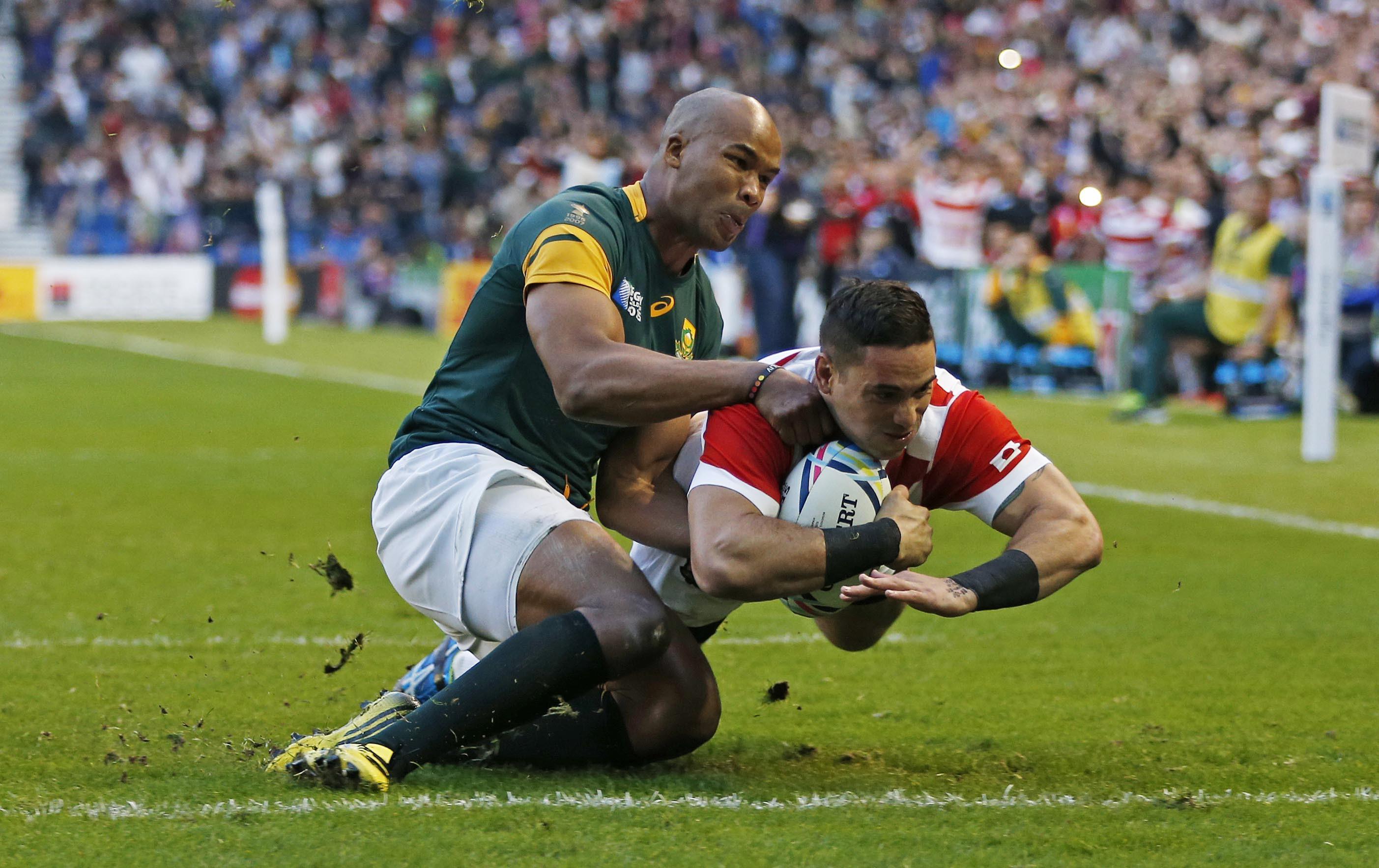 le r sum de l 39 incroyable exploit du japon face aux sud africains coupe du monde 2015 rugby. Black Bedroom Furniture Sets. Home Design Ideas