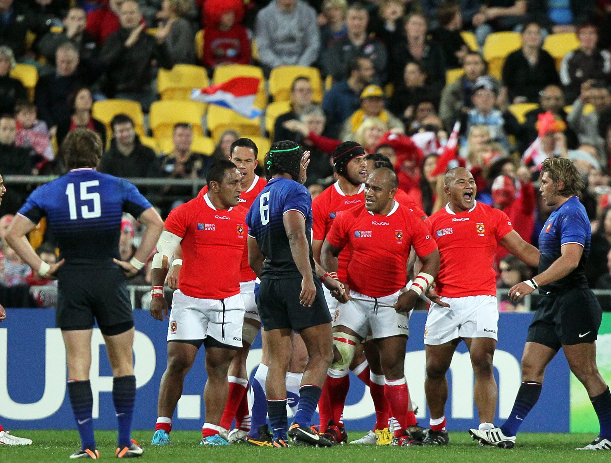 Le top 5 des exploits du premier tour de coupe du monde - Resultats coupe du monde de rugby 2015 ...