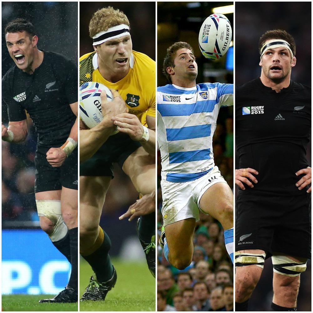 Rugby - Coupe du monde 2015 - Le XV type de la Coupe du monde