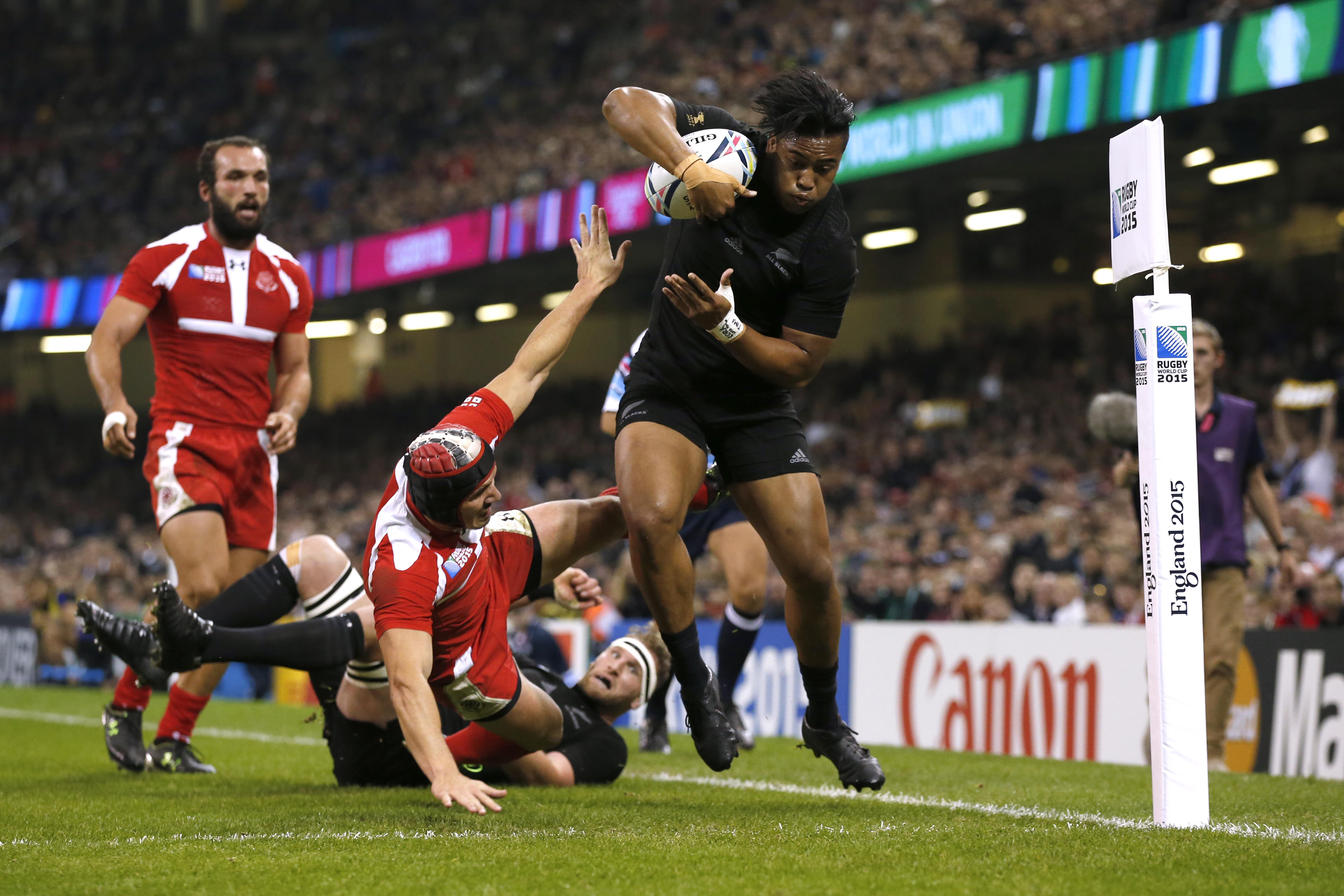 Les all blacks domptent la g orgie sans convaincre coupe du monde 2015 rugby - Resultats rugby coupe du monde ...