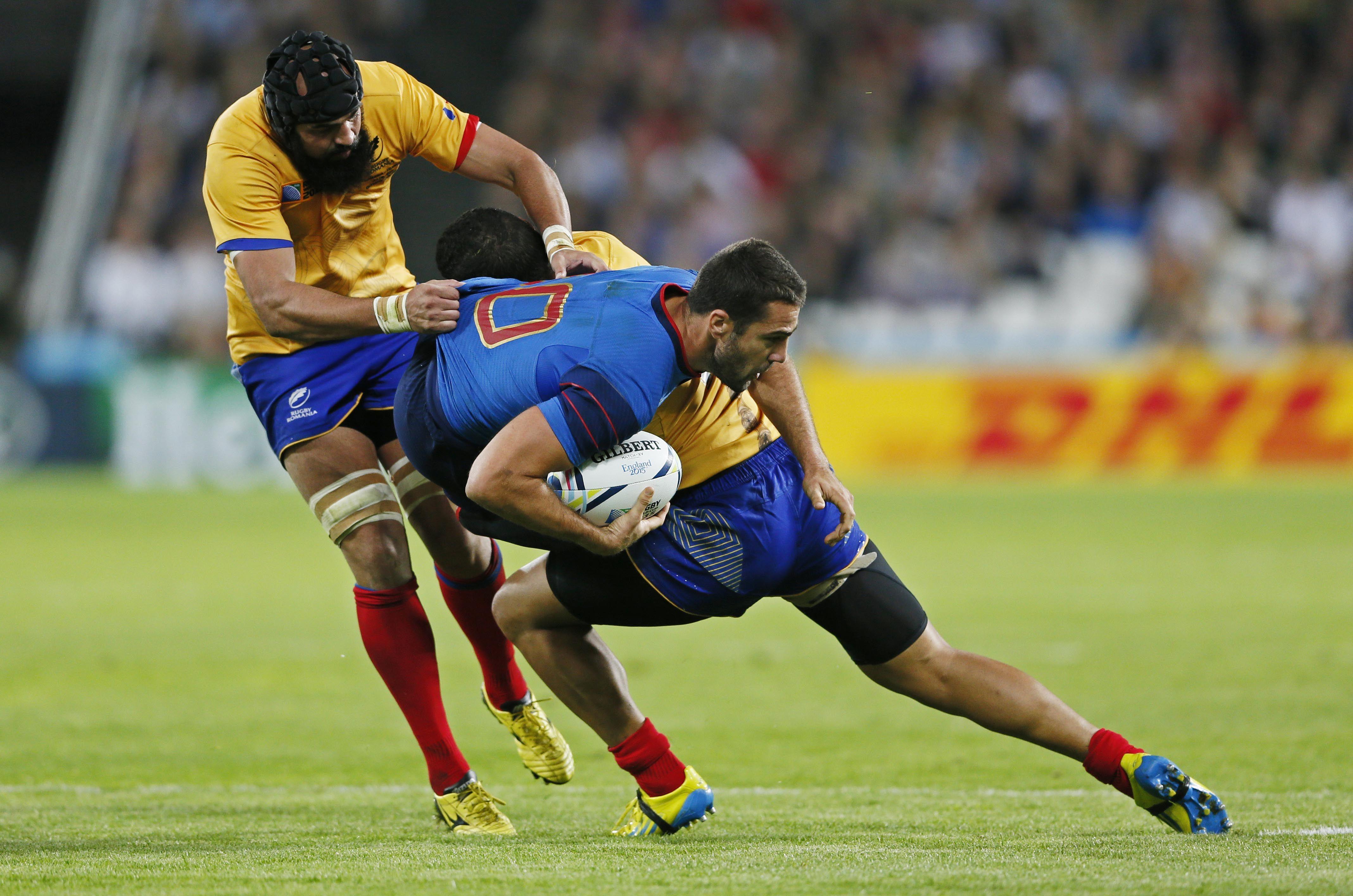 Revivez france roumanie coupe du monde 2015 rugby - Resultats coupe du monde de rugby 2015 ...