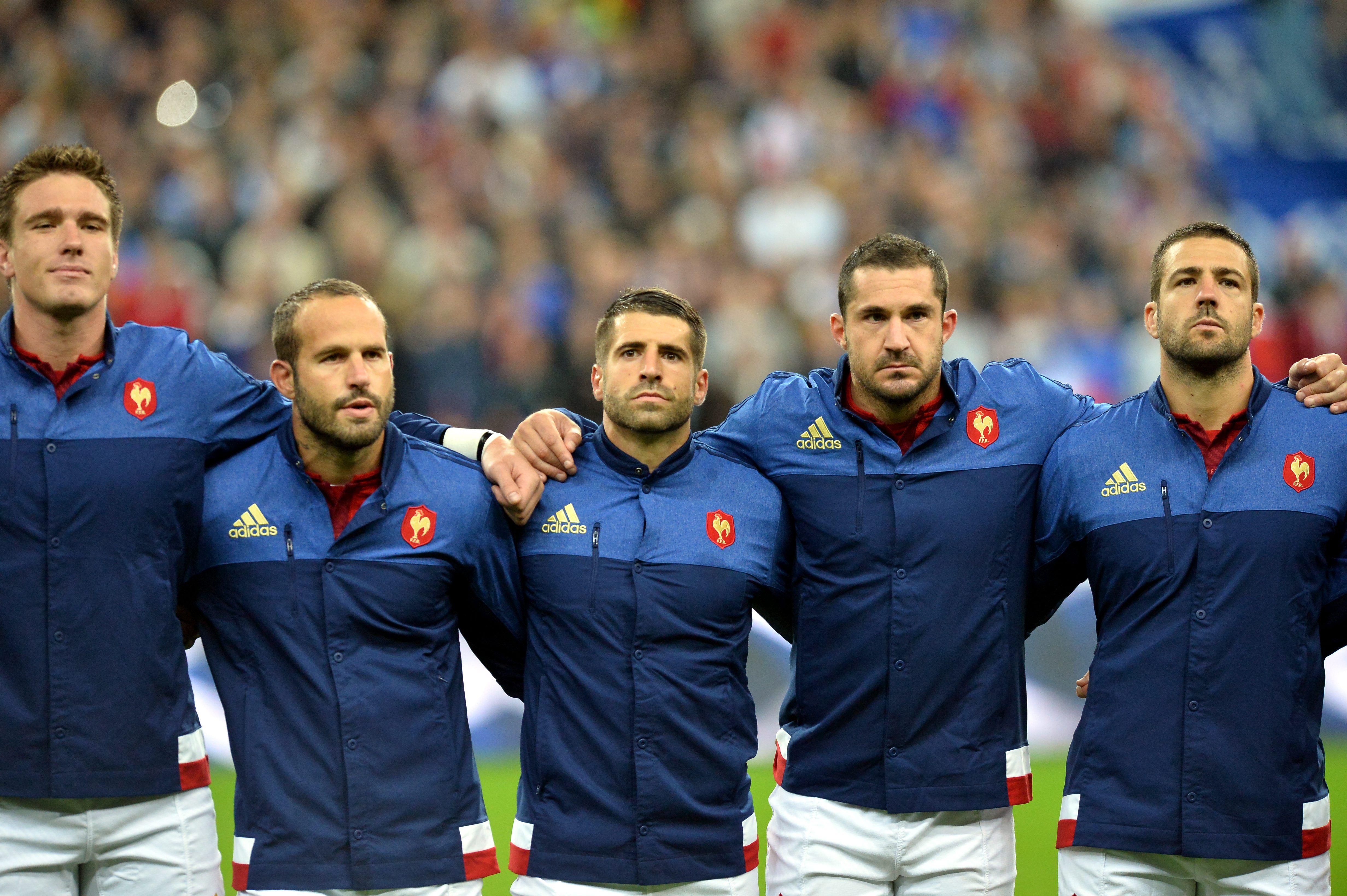 Xv de france la r volte fait pschitt coupe du monde - Resultats coupe du monde de rugby 2015 ...