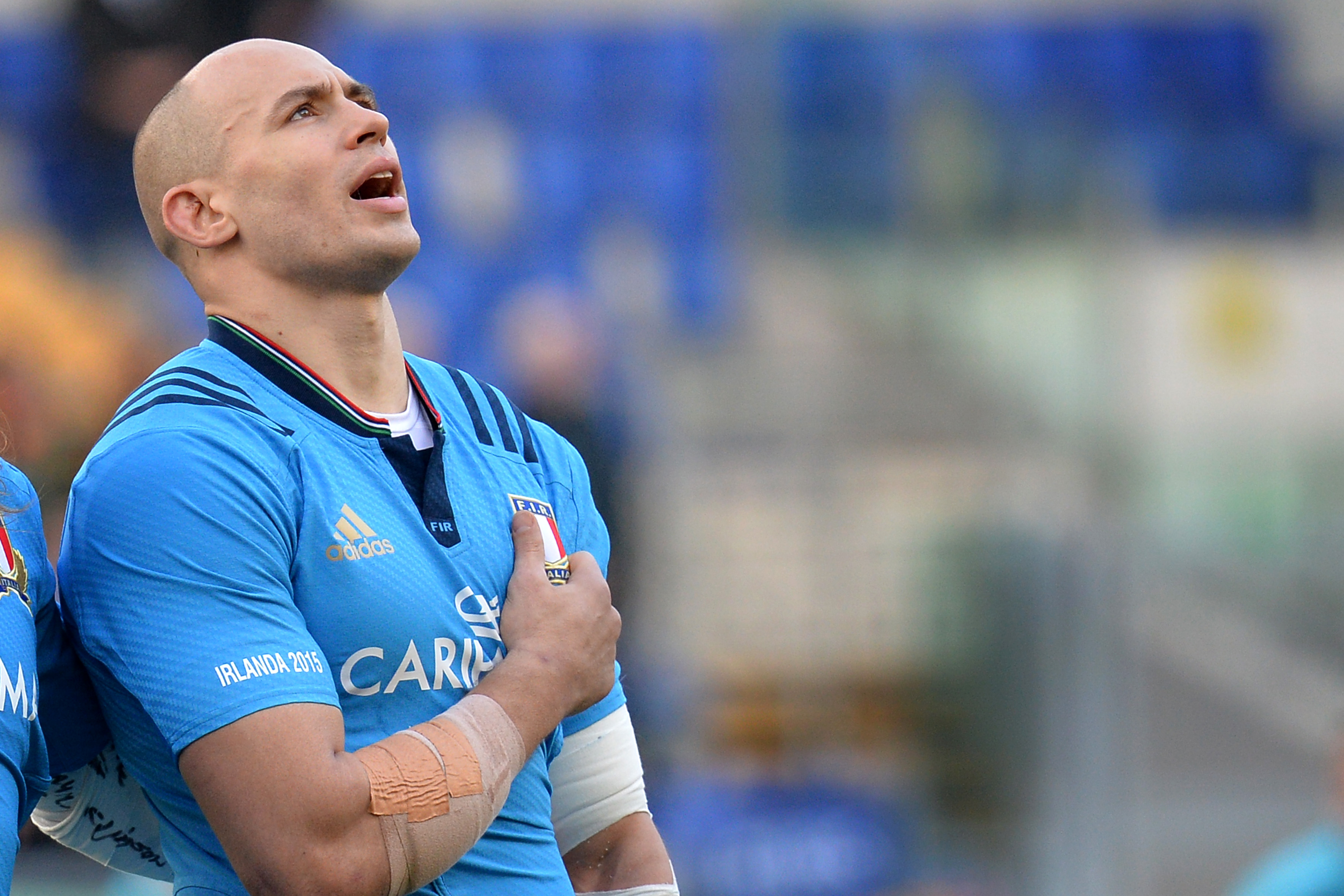 Rugby - Coupe du monde 2015 - Parisse de retour pour porter l'Italie face à l'Irlande