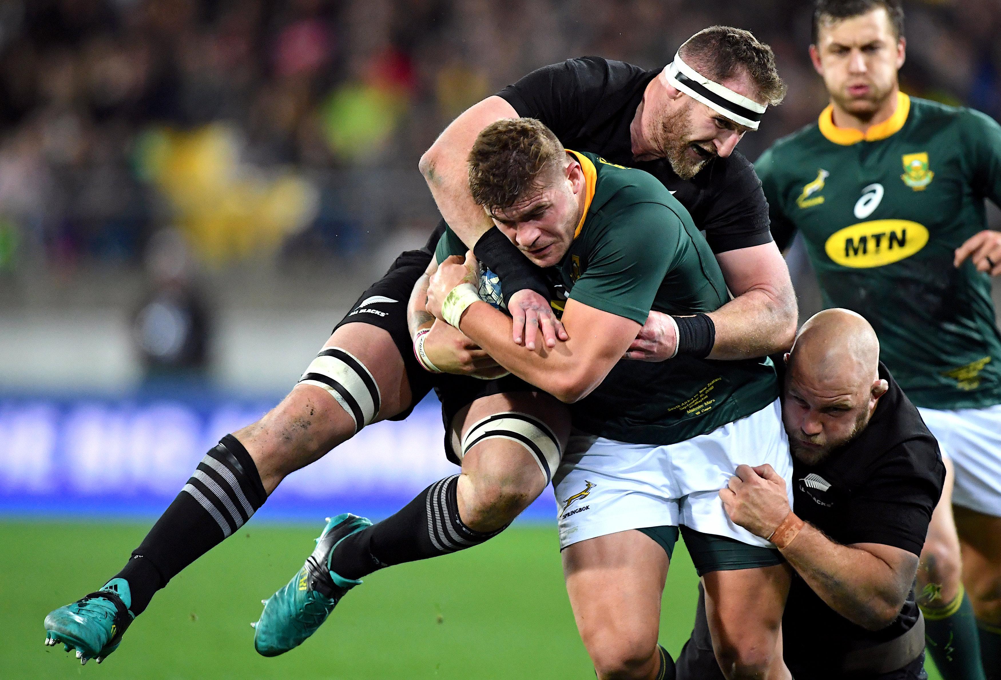 Rugby - Coupe du monde 2019 - All Blacks et Springboks veulent marquer les esprits d'entrée