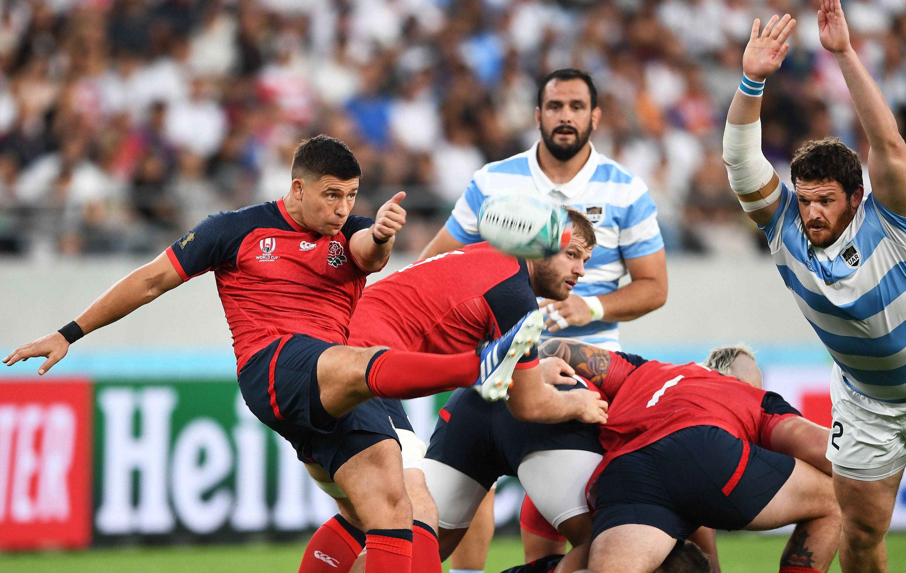 Rugby - Coupe du monde 2019 - Angleterre : battre les All Blacks, une tradition dans la famille de Ben Youngs