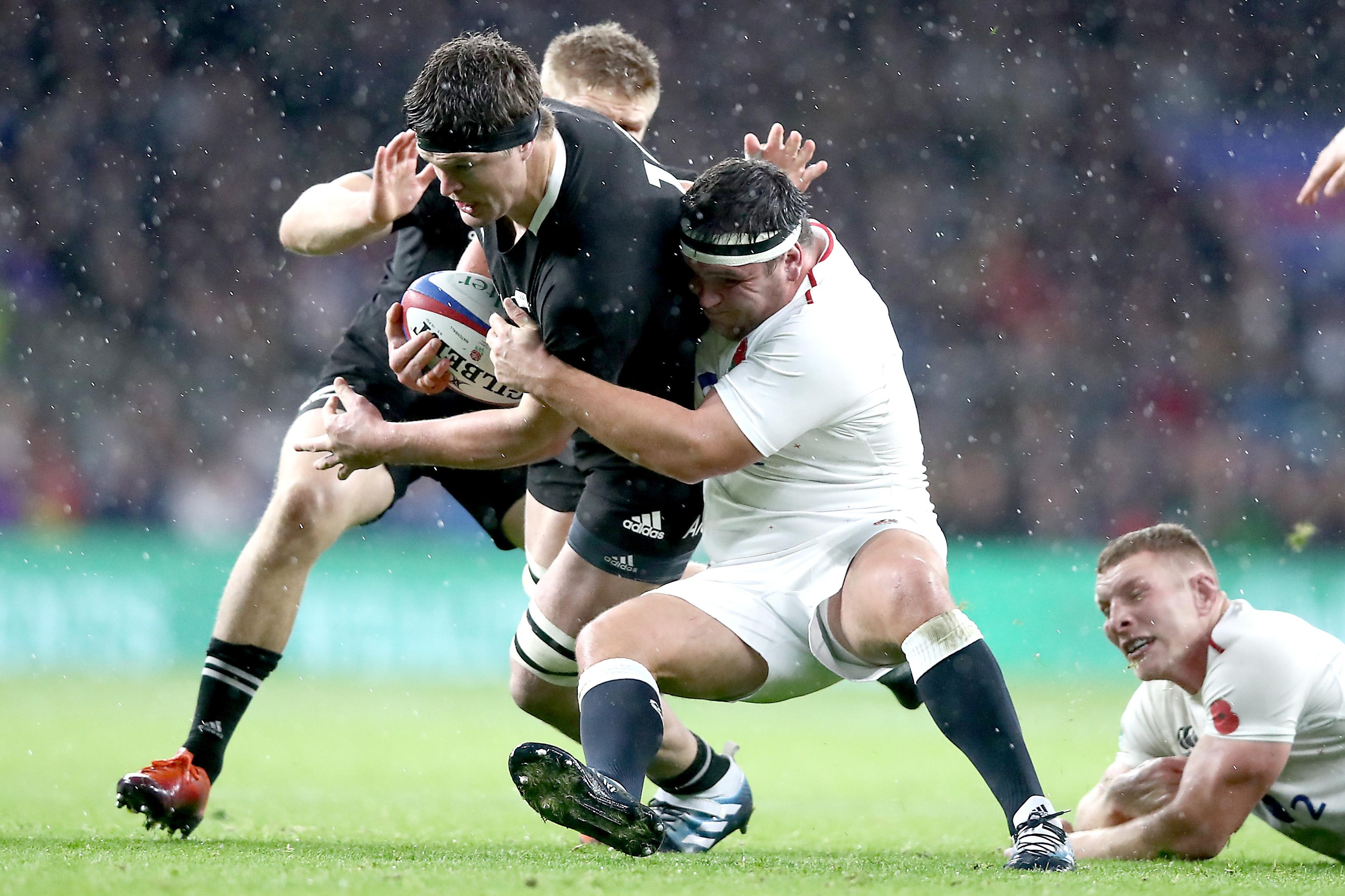 Rugby - Coupe du monde 2019 - Angleterre-Nouvelle-Zélande: la demi-finale ultime