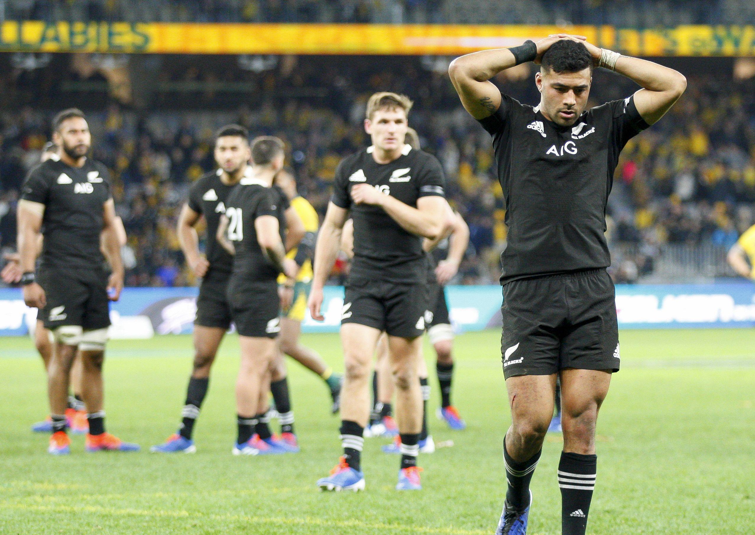 Rugby - Coupe du monde 2019 - Bledisloe Cup : Les All Blacks sous pression avant d'affronter l'Australie