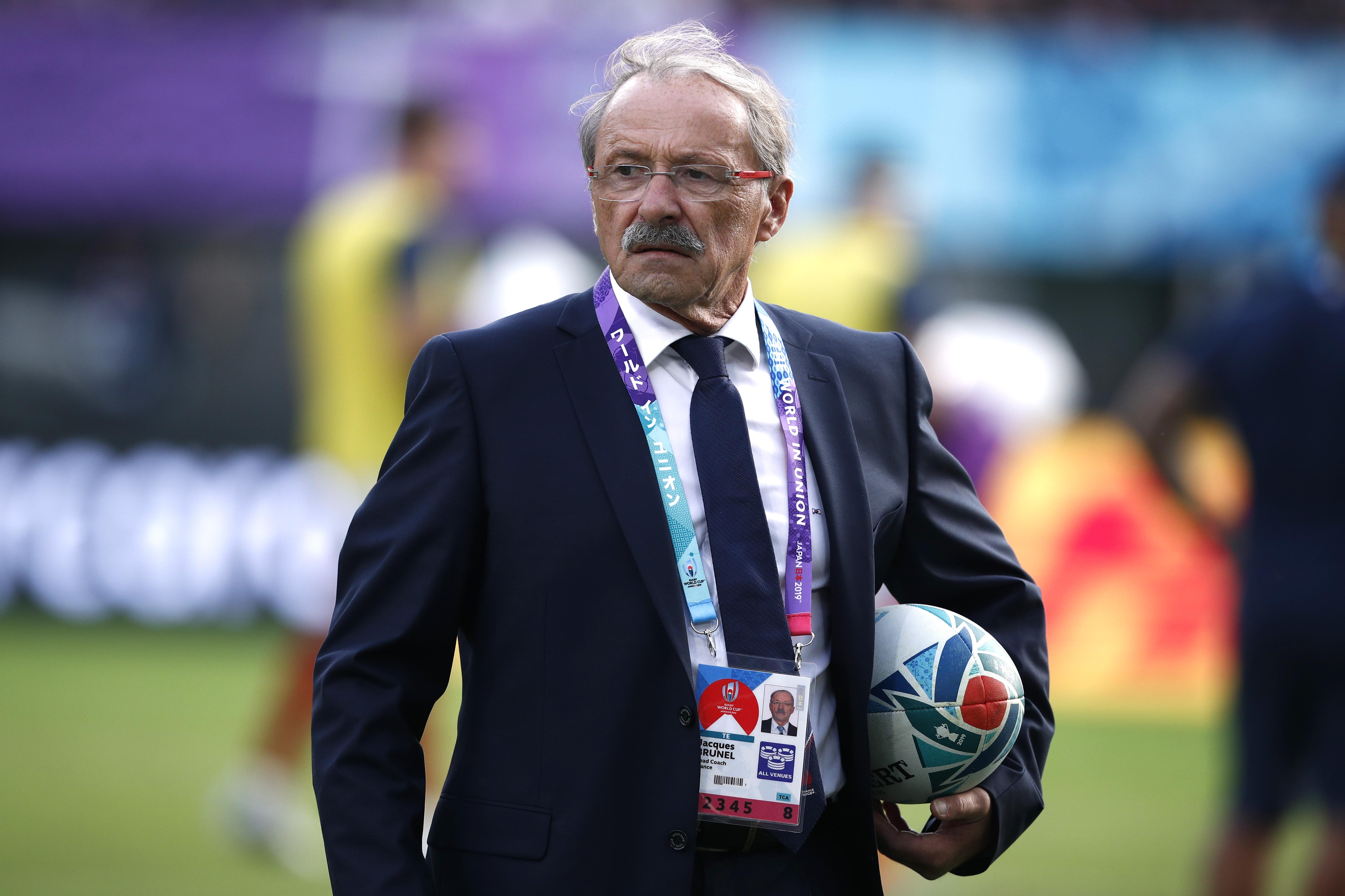 Rugby - Coupe du monde 2019 - Brunel à J-2 de France-Galles: «Nous sommes encore vivants»