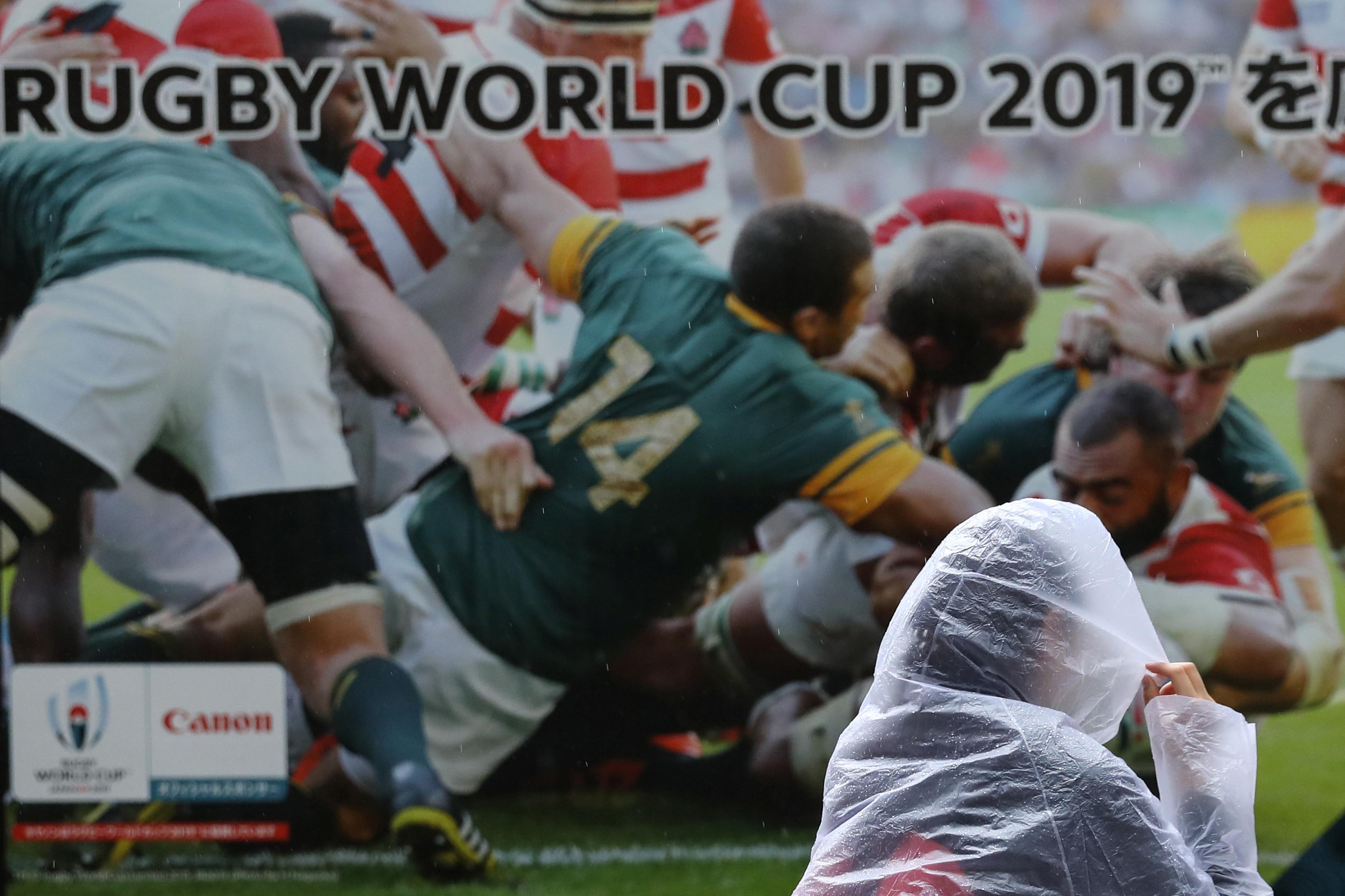 Rugby - Coupe du monde 2019 - Coupe du monde 2019 : au tour de Canada-Namibie d'être annulé