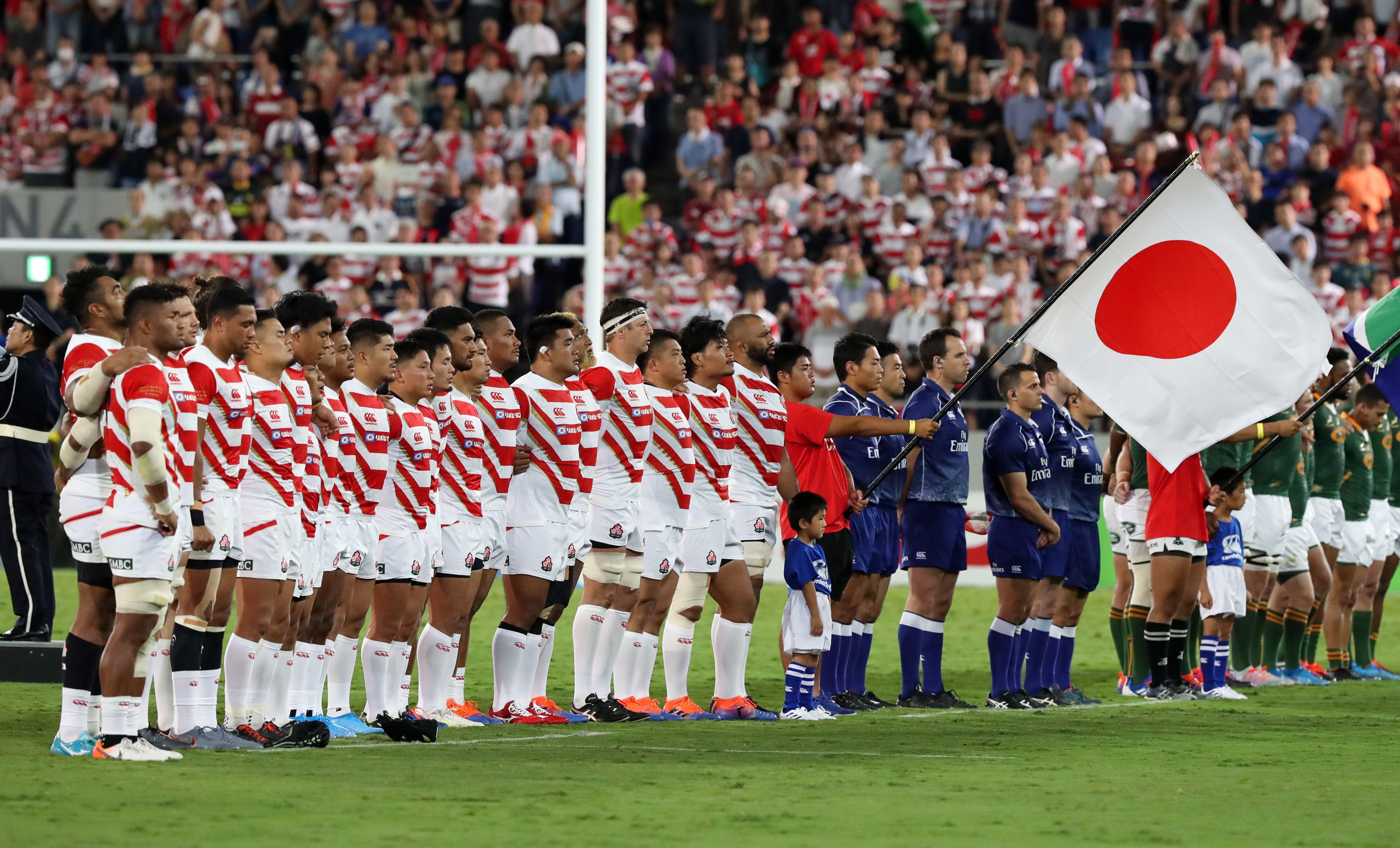 Rugby - Coupe du monde 2019 - Coupe du monde 2019 : Au Japon, une longue tradition de rugby