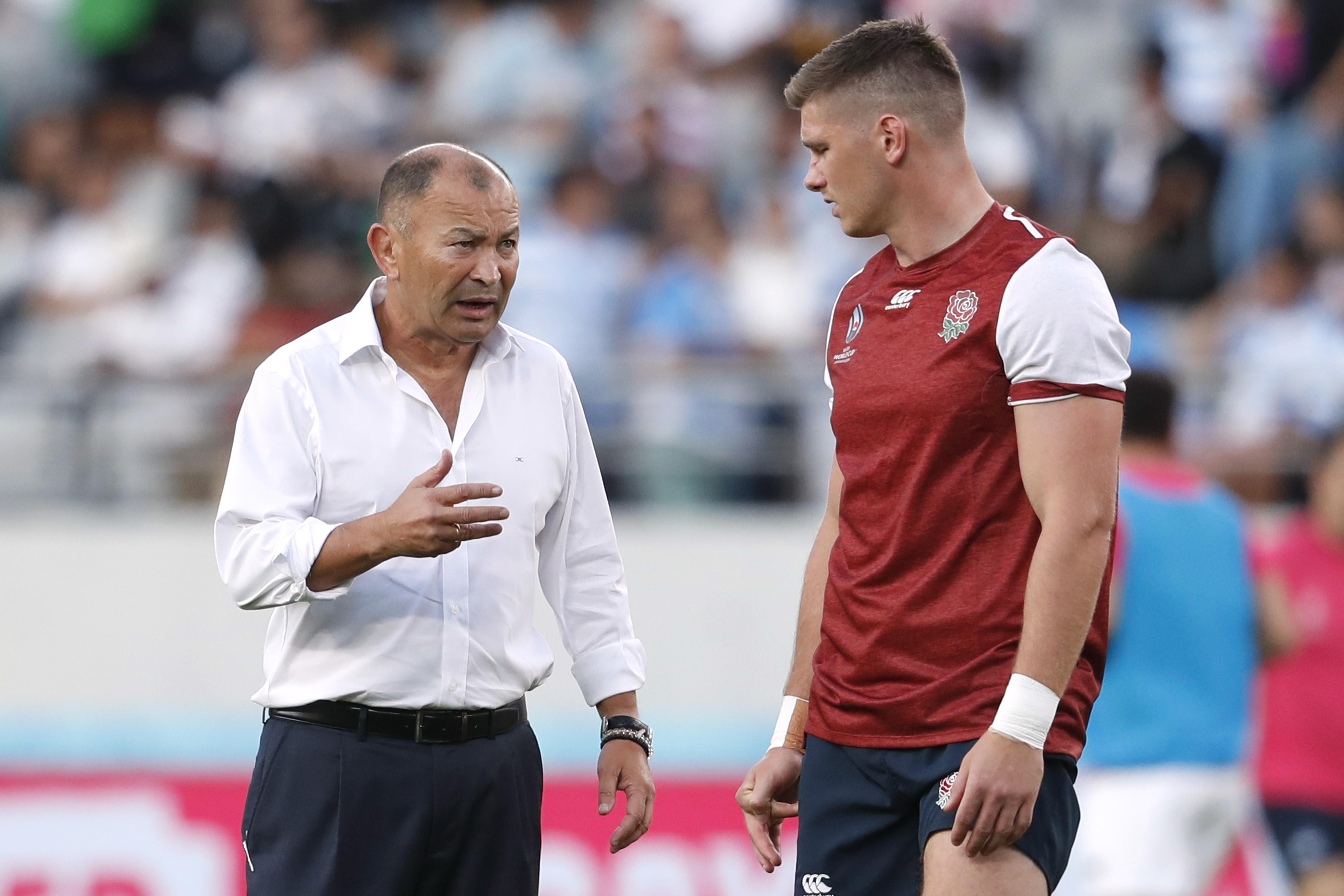 Rugby - Coupe du monde 2019 - Coupe du monde de rugby : les Anglais veulent-ils remporter le Crunch contre la France ?