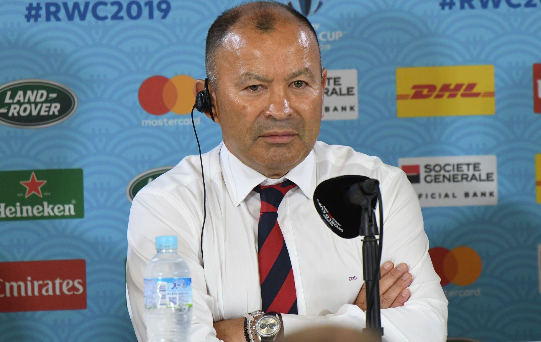 Rugby - Coupe du monde 2019 - Coupe du monde : Eddie Jones enrage, l'Angleterre a été espionné
