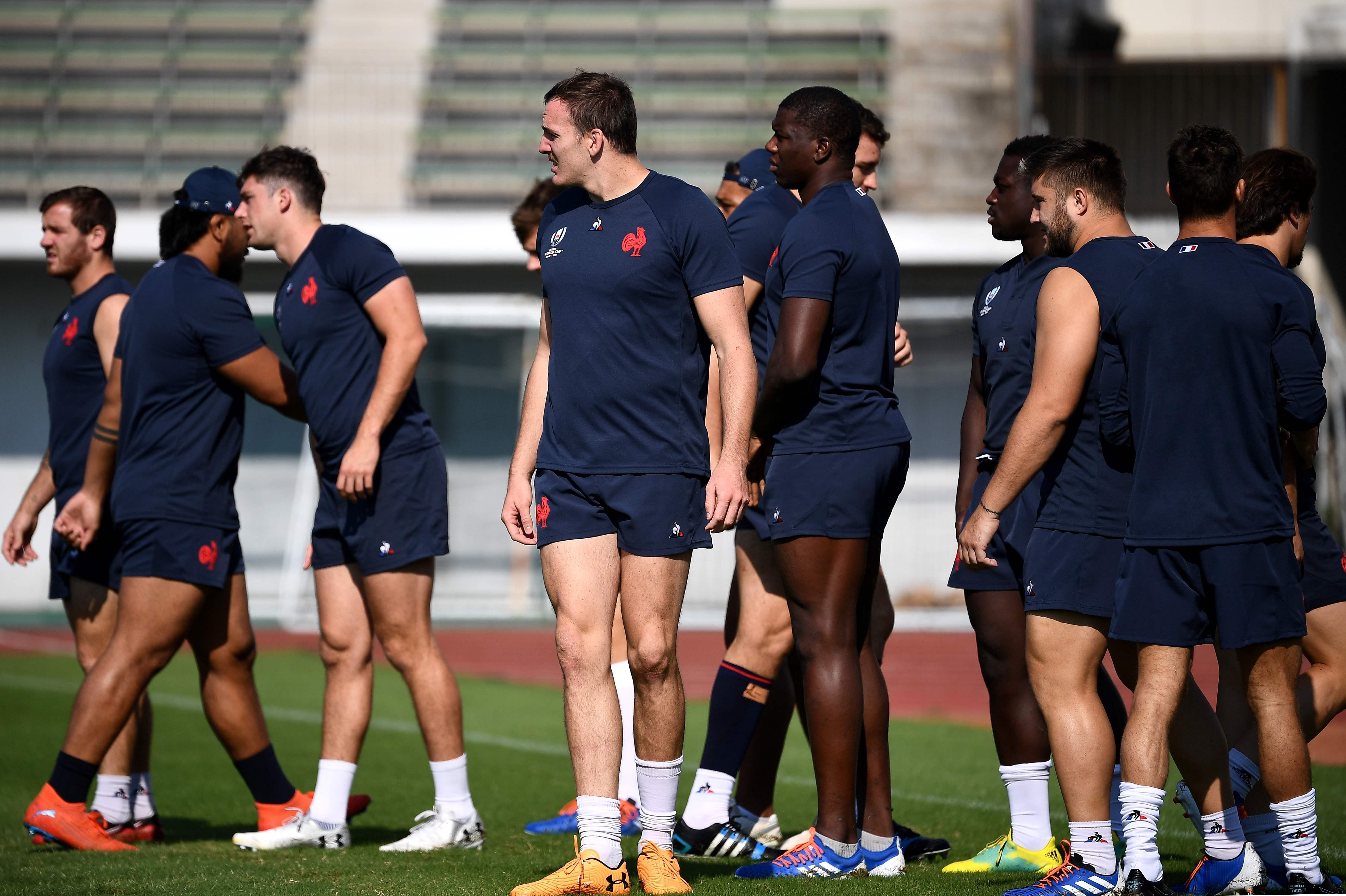 Rugby - Coupe du monde 2019 - Coupe du monde : France-Angleterre pourrait finalement être annulé