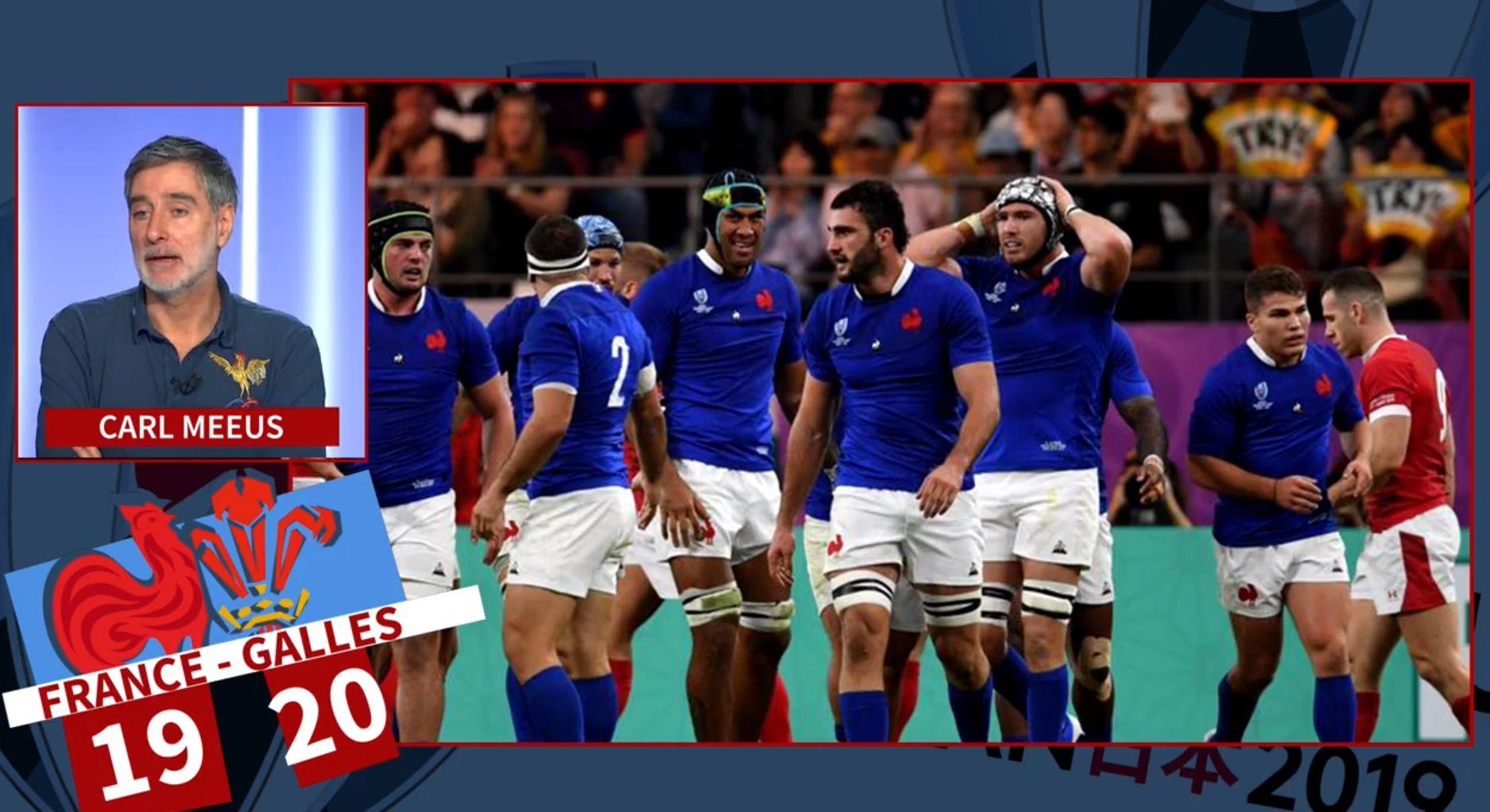 Rugby - Coupe du monde 2019 - Coupe du monde : le débrief' de Galles-France