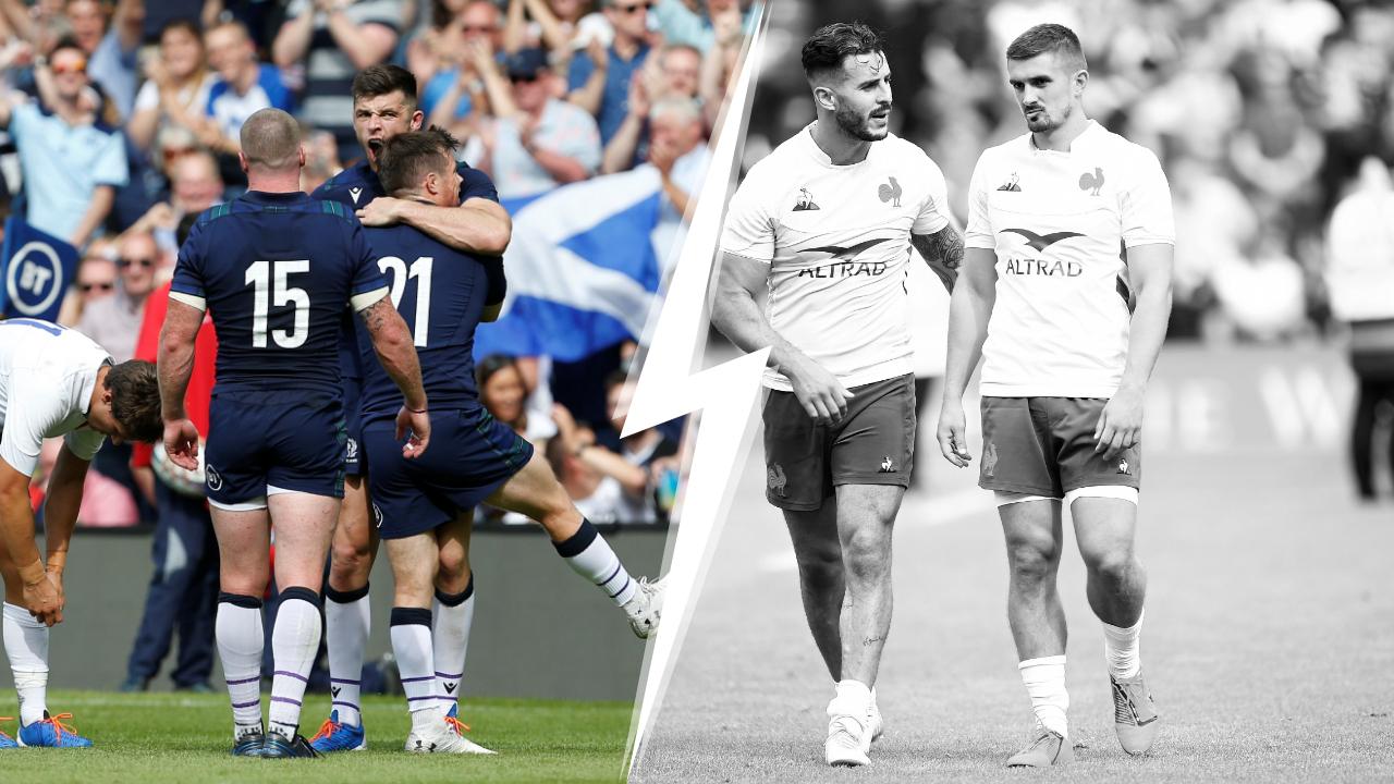 Rugby - Coupe du monde 2019 - Ecosse-France : les coups de coeur et coups de griffe de notre envoyé spécial