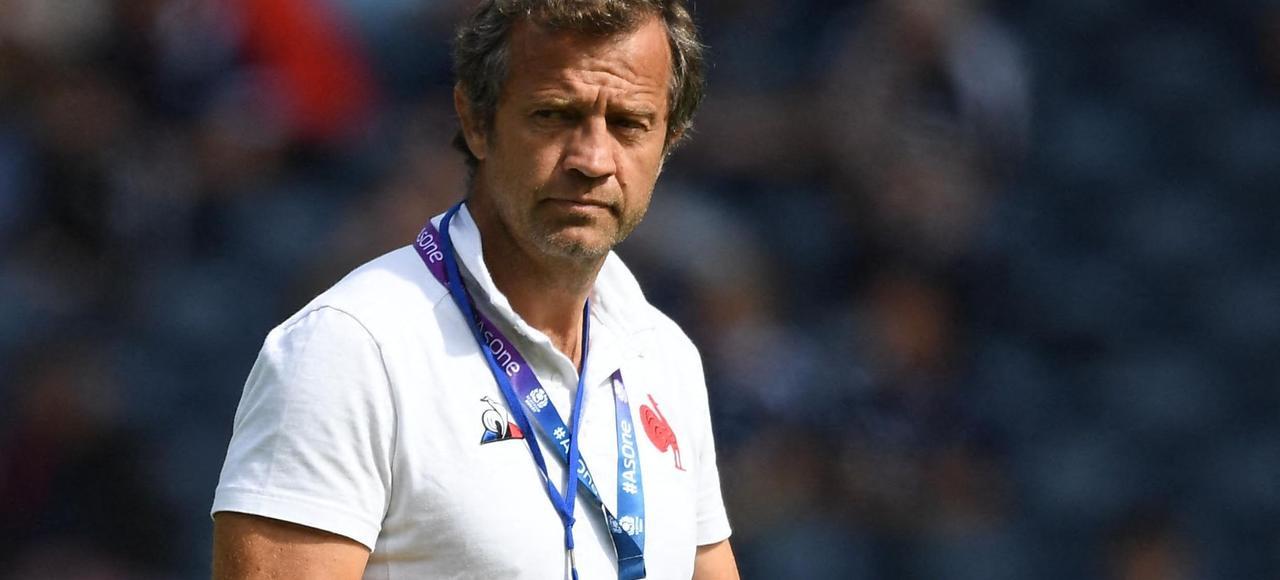 Rugby - Coupe du monde 2019 - Fabien Galthié, le «vrai» patron du XV de France