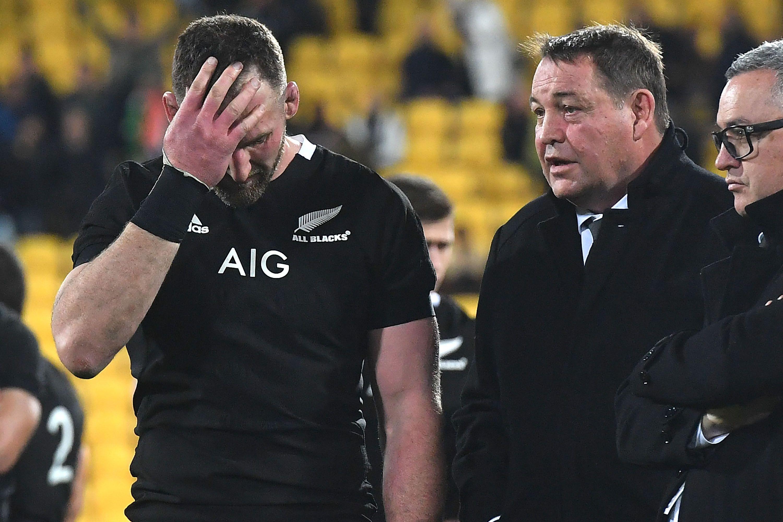 Rugby - Coupe du monde 2019 - Faut-il s'inquiéter pour les All Blacks ?