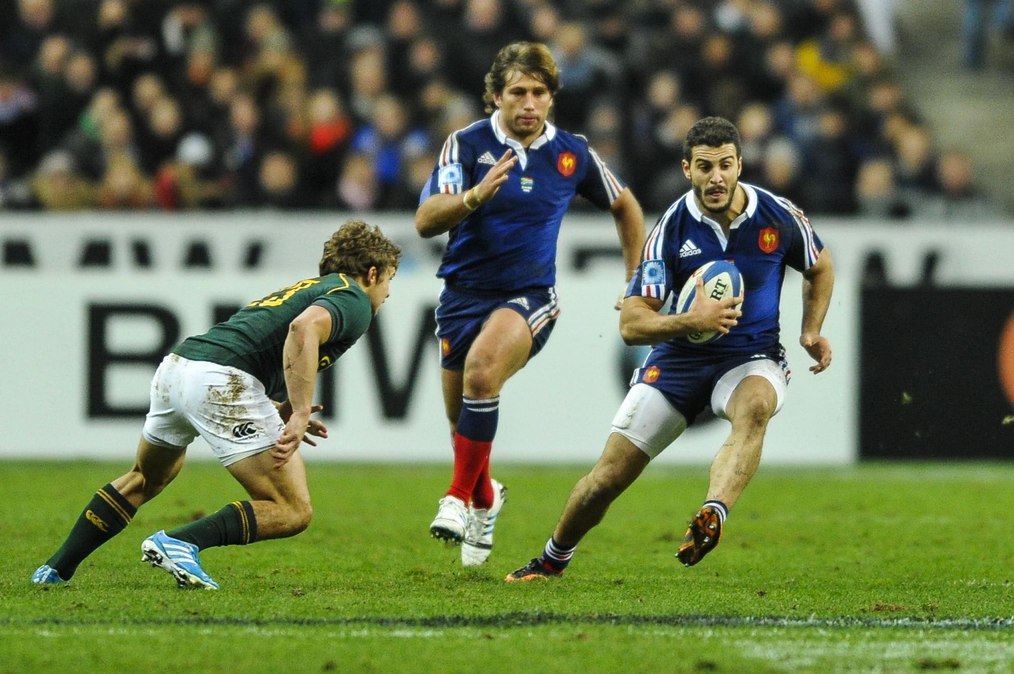 Rugby - Coupe du monde 2019 - XV de France : Fofana forfait, Guitoune relancé