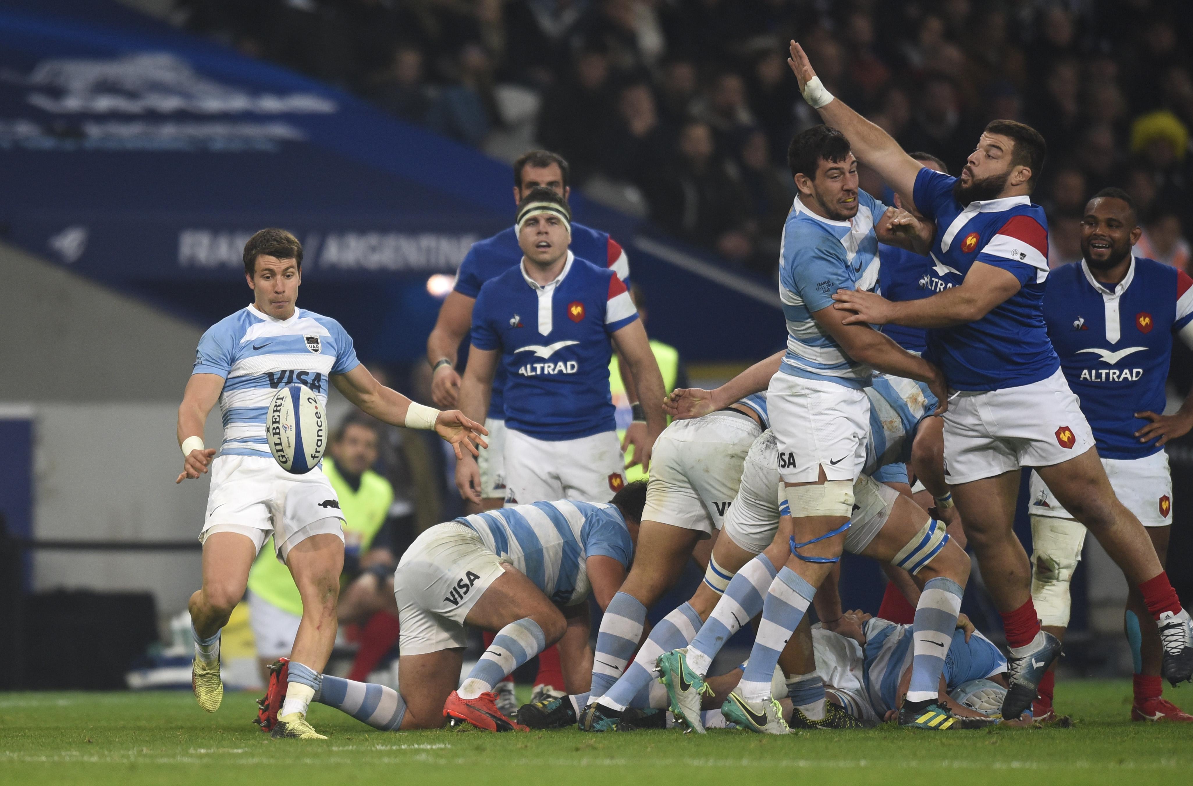 Rugby - Coupe du monde 2019 - France-Argentine : Les chiffres du choc des Bleus