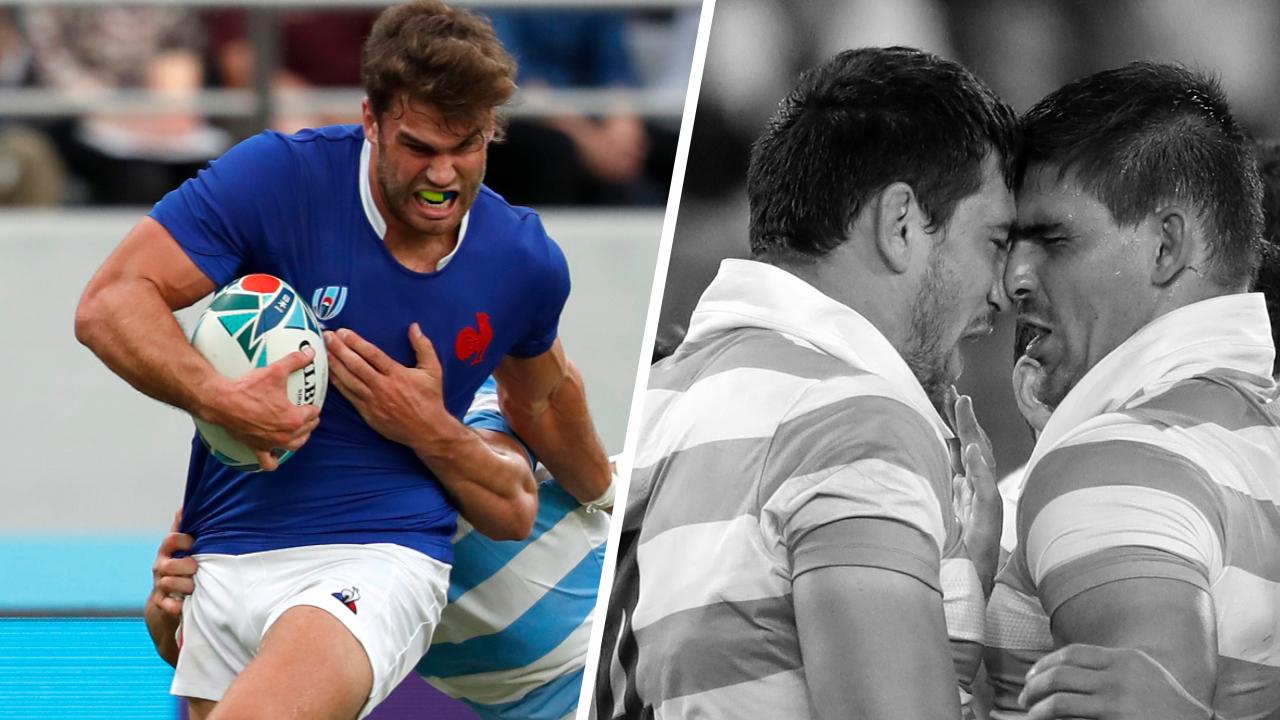Rugby - Coupe du monde 2019 - France-Argentine : les coups de coeur et coups de griffe de notre envoyé spécial