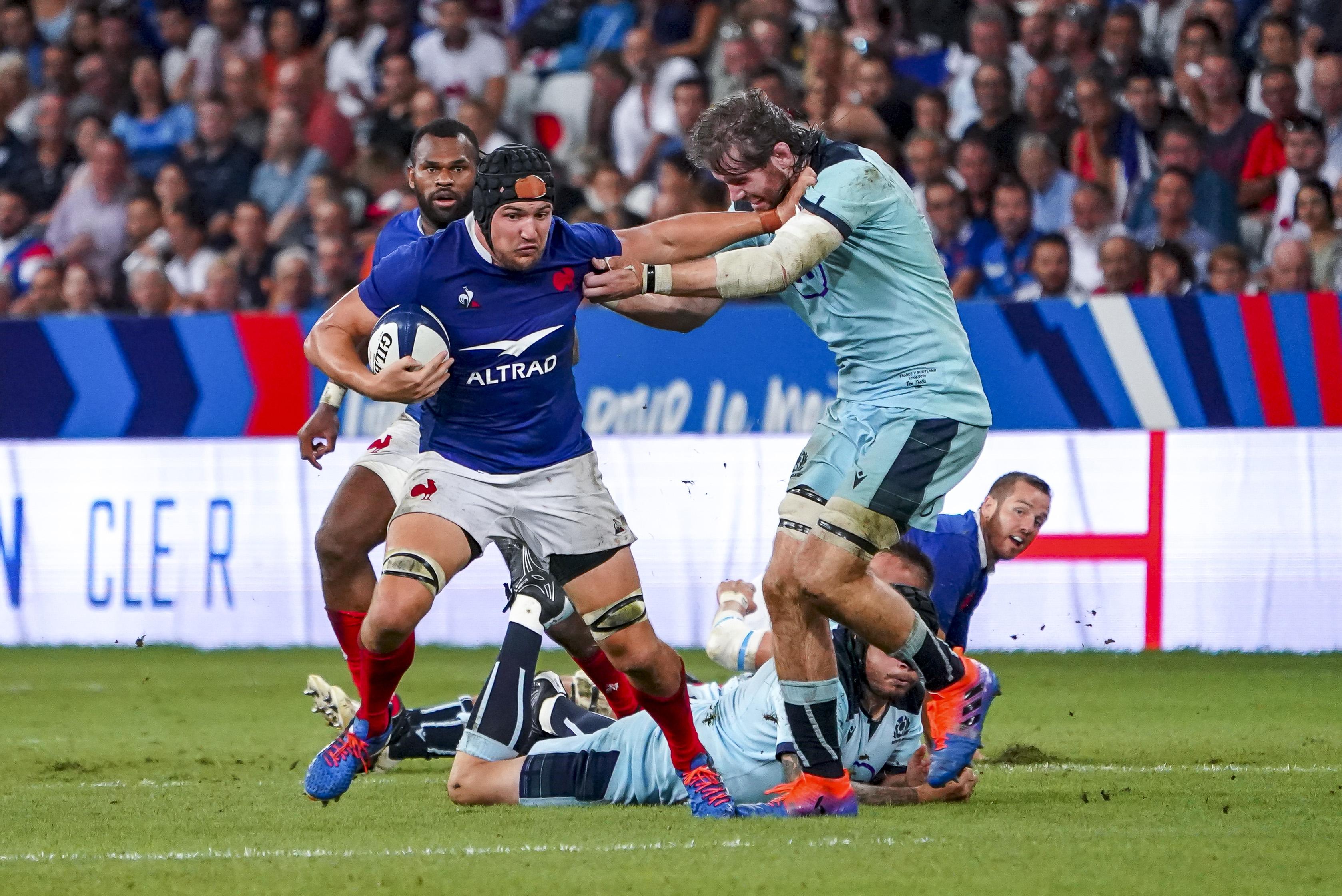 Rugby - Coupe du monde 2019 - François Cros : «On a répondu présent mais il ne faut pas s'enflammer»
