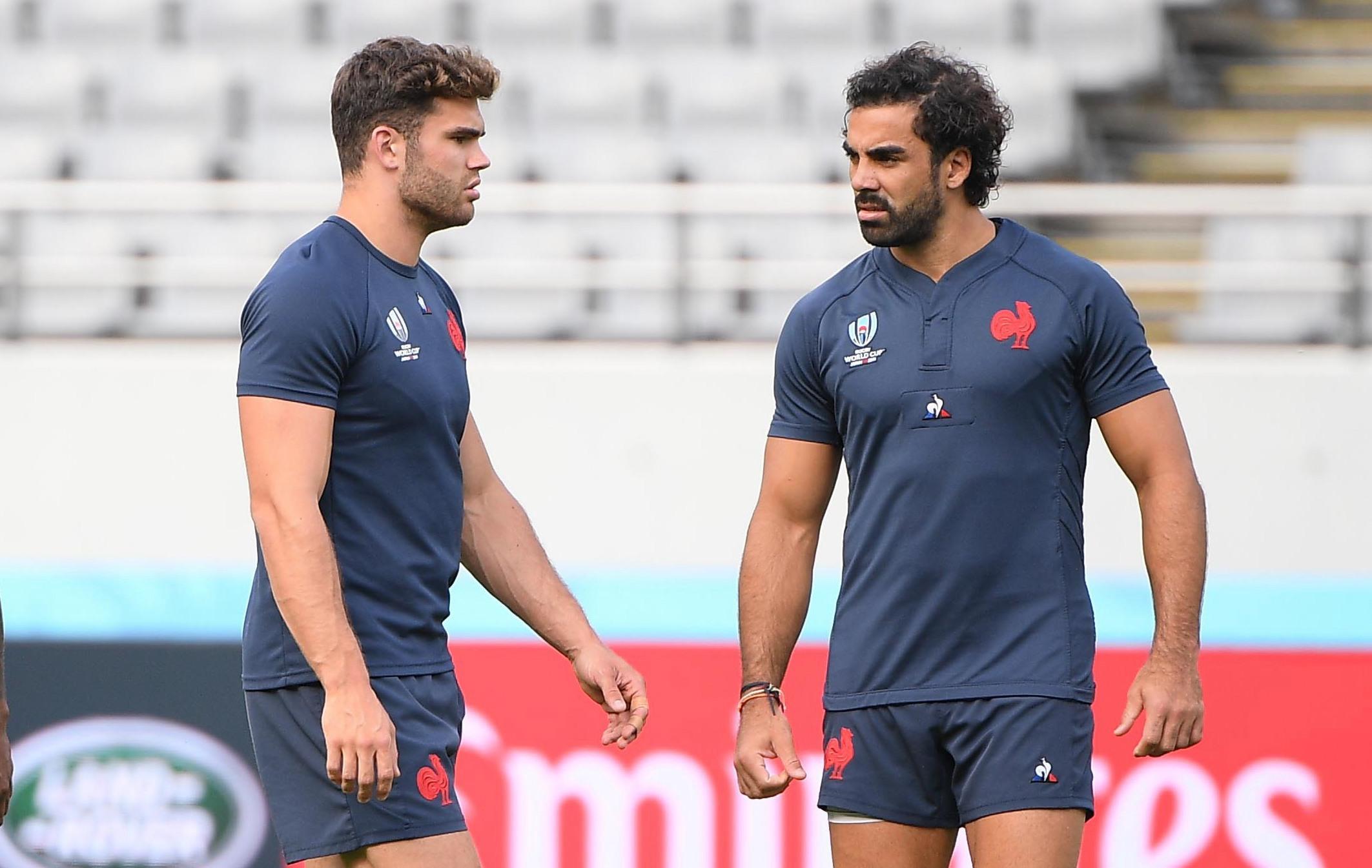 Rugby - Coupe du monde 2019 - Huget et Penaud au Figaro : «Nous ne sommes pas concurrents»
