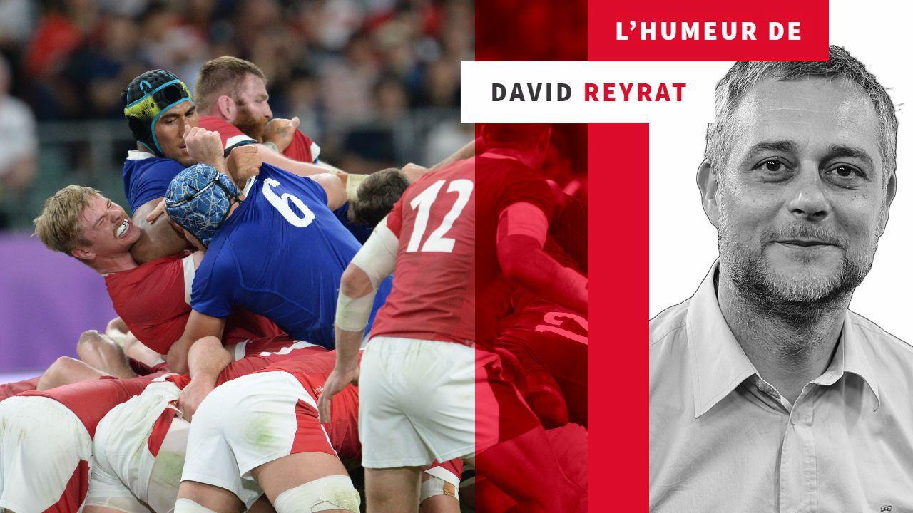 Rugby - Coupe du monde 2019 - Il a manqué trois ans et neuf mois ans au XV de France