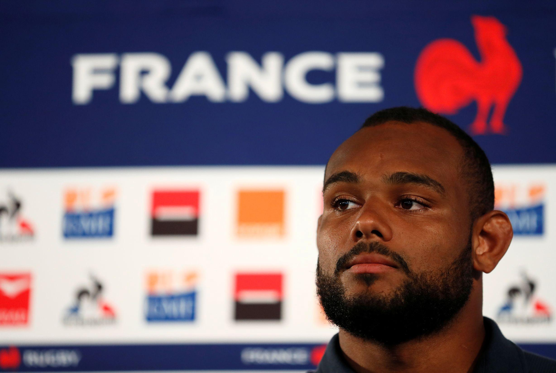 Rugby - Coupe du monde 2019 - Jefferson Poirot : «Capitaine du XV de France, ça m'a plu»