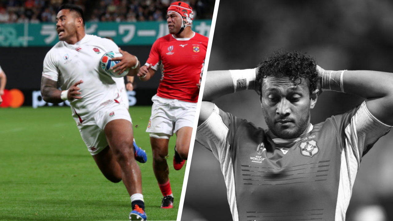 Rugby - Coupe du monde 2019 - Angleterre-Tonga : la Rose pique d'entrée, des Tongiens trop timides