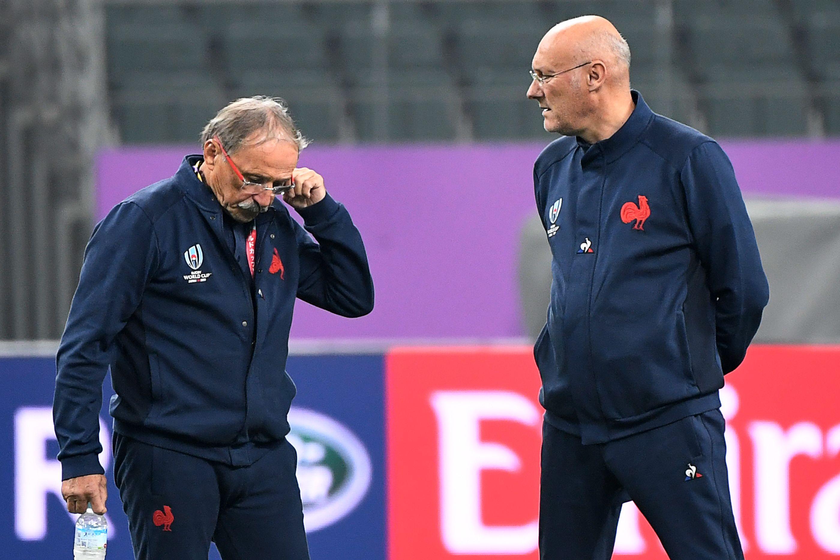 Rugby - Coupe du monde 2019 - Laporte au Figaro : «Si on veut que notre Mondial soit abouti, il faut aller en demi-finale»
