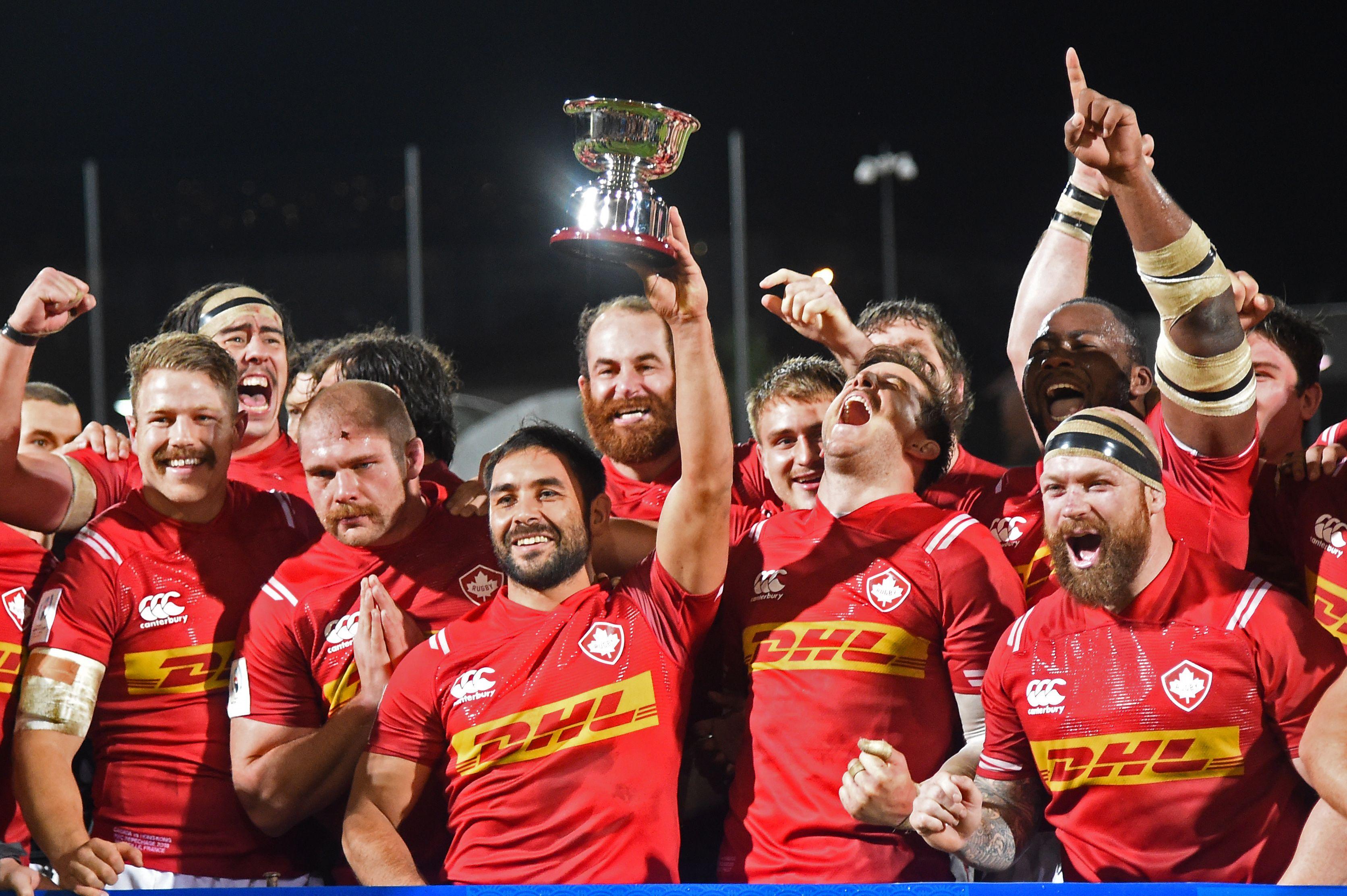 Le canada dernier qualifi pour la coupe du monde coupe du monde 2019 rugby - Resultats coupe du monde handball ...
