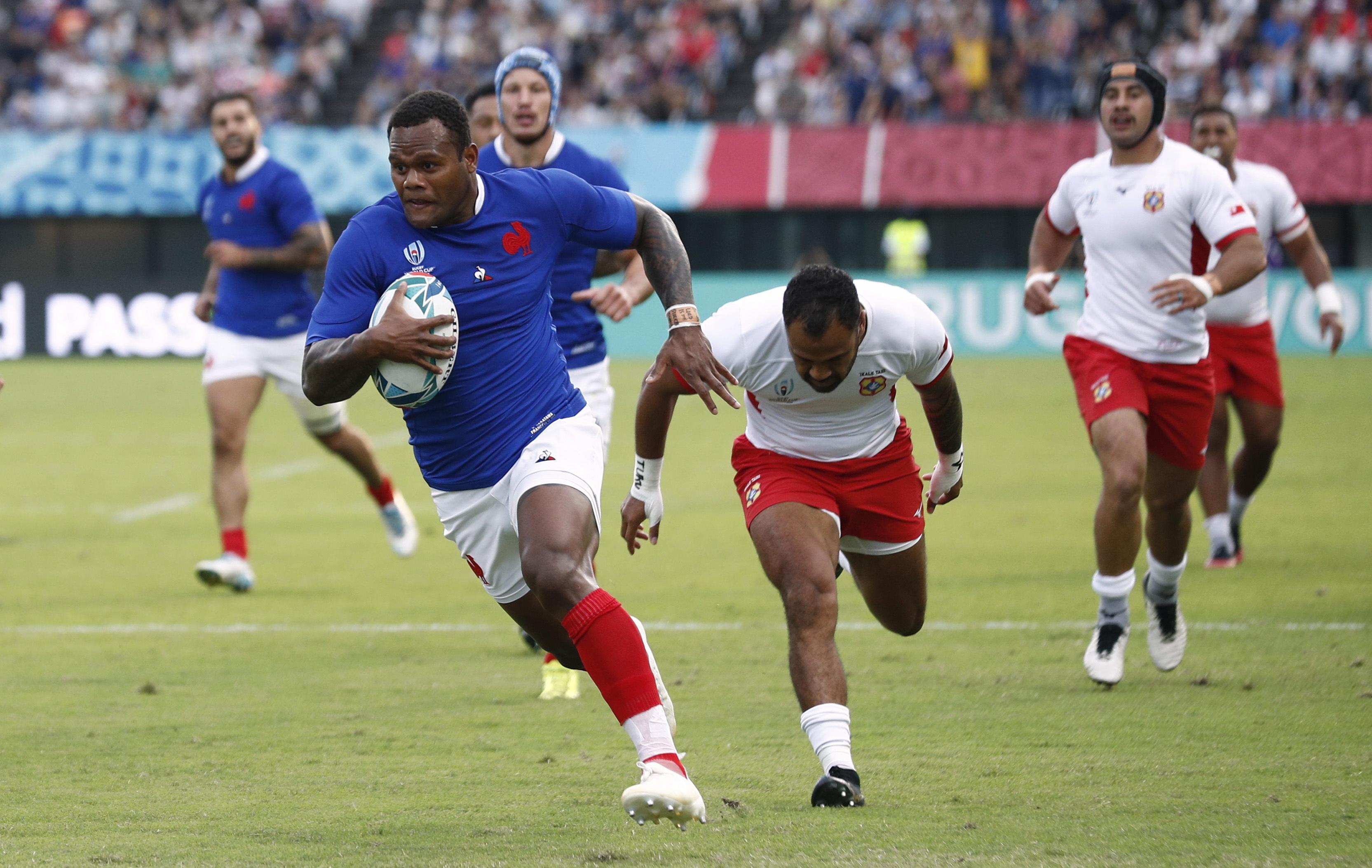 Rugby - Coupe du monde 2019 - Le résumé en vidéo de France-Tonga