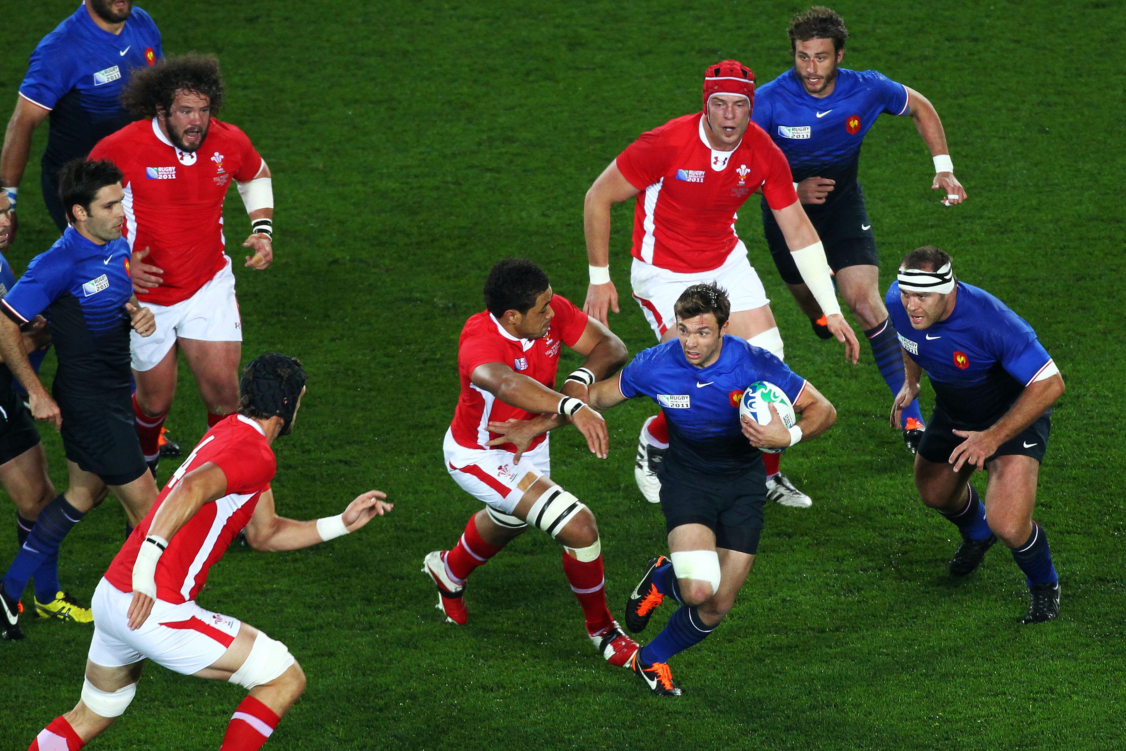 Rugby - Coupe du monde 2019 - Le top 5 des France-Galles de l'histoire