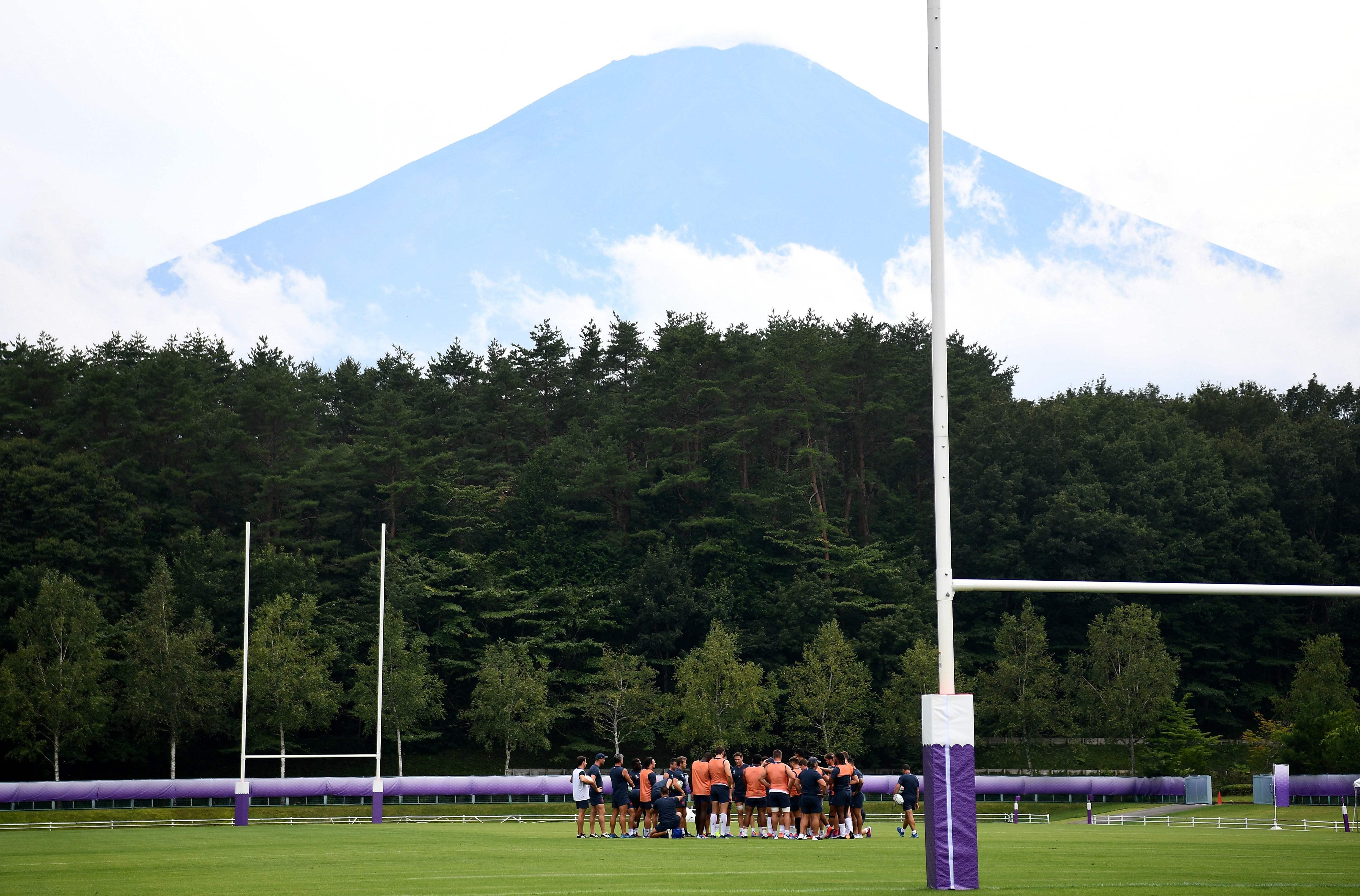 Rugby - Coupe du monde 2019 - Le XV de France déjà à l'heure japonaise