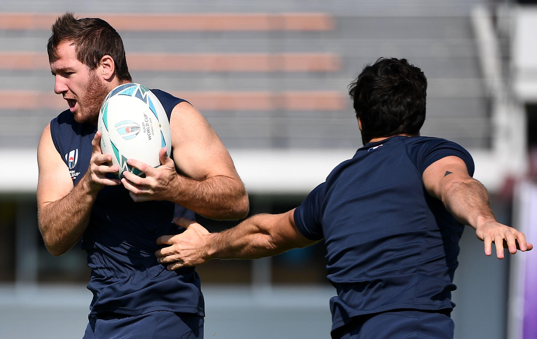 Rugby - Coupe du monde 2019 - Le XV de France en mode combat pour préparer le quart de finale contre Galles