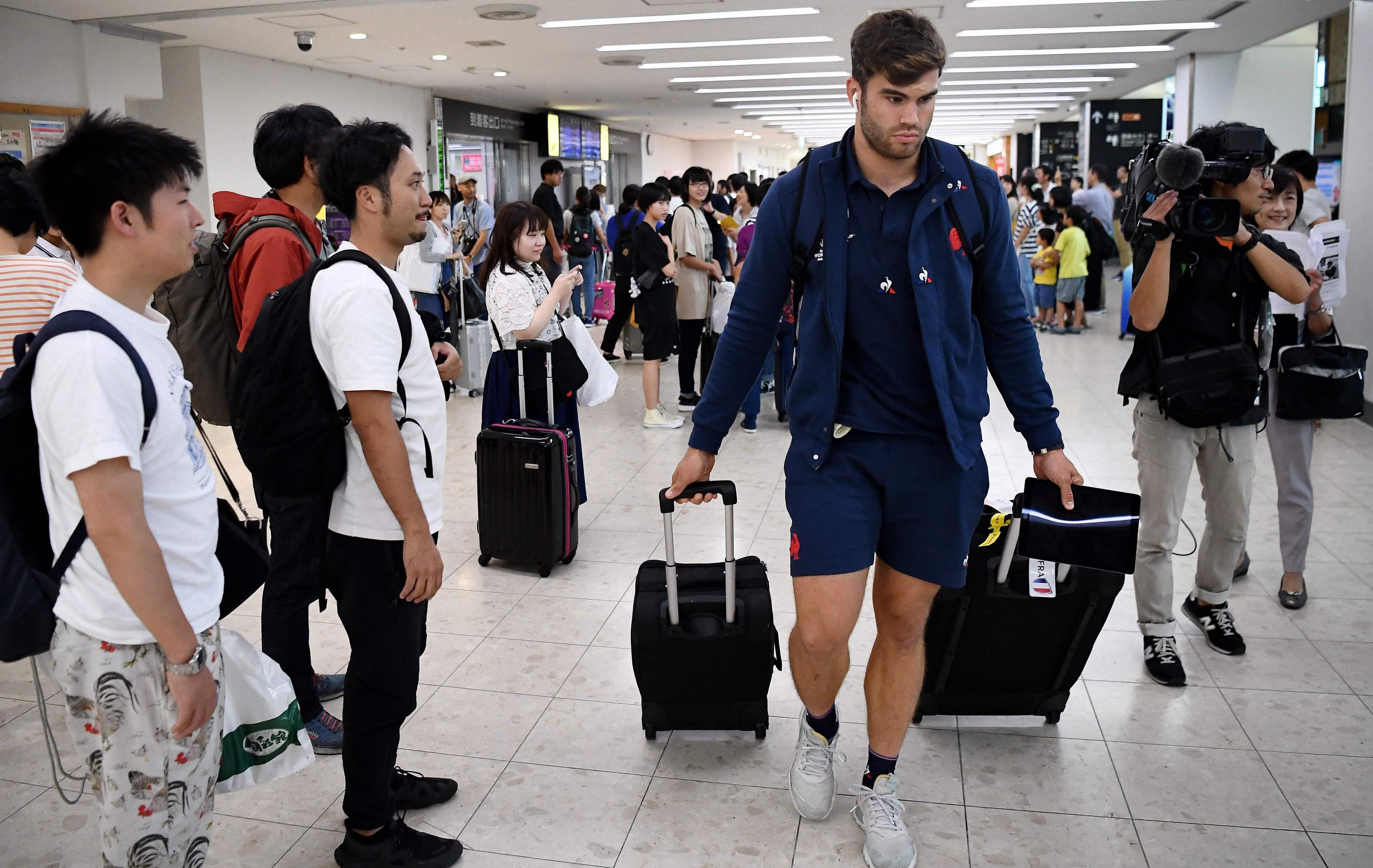 Rugby - Coupe du monde 2019 - Le XV de France n'a pas de temps à perdre