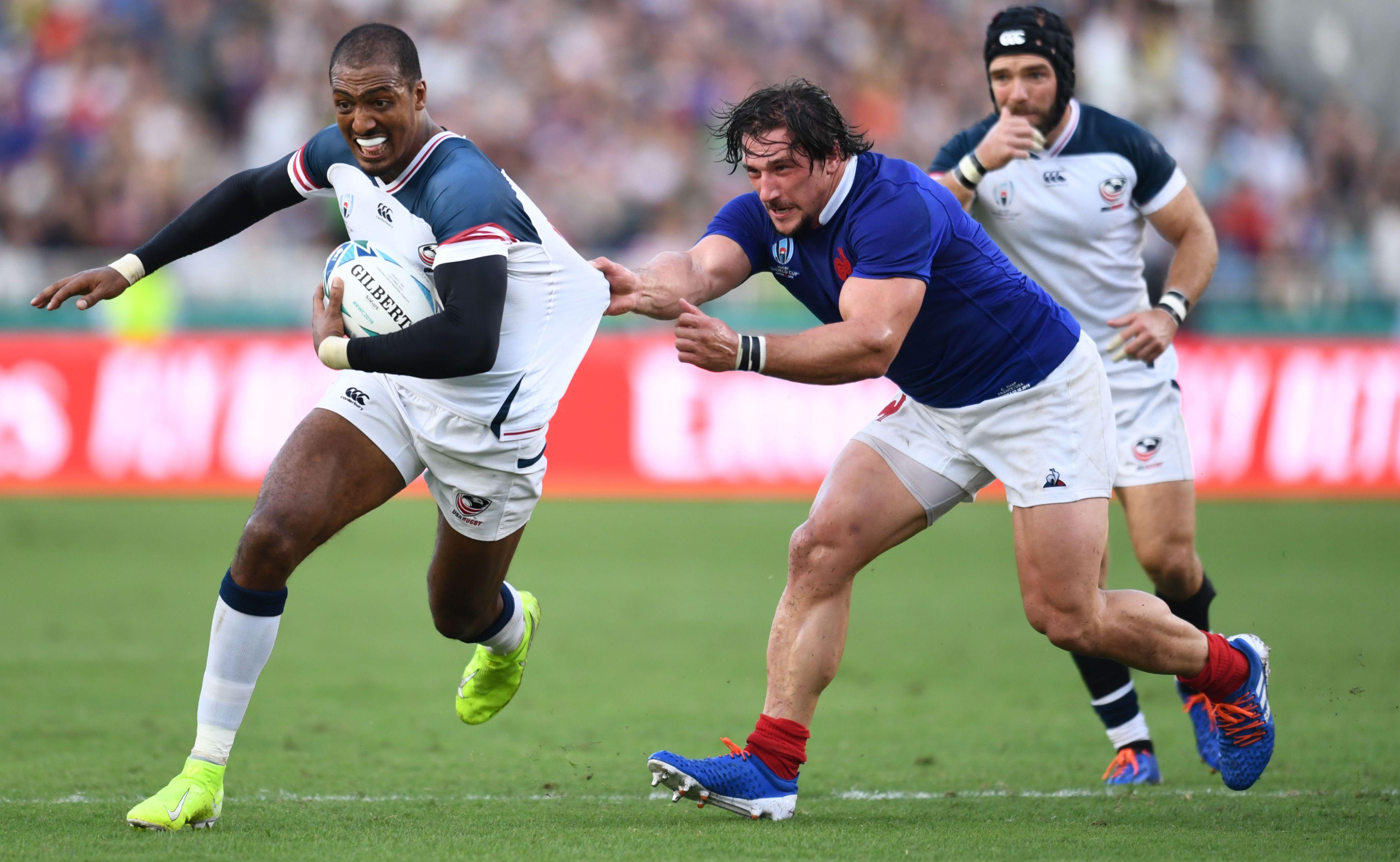 Rugby - Coupe du monde 2019 - Le XV de France soumis aux cadences infernales