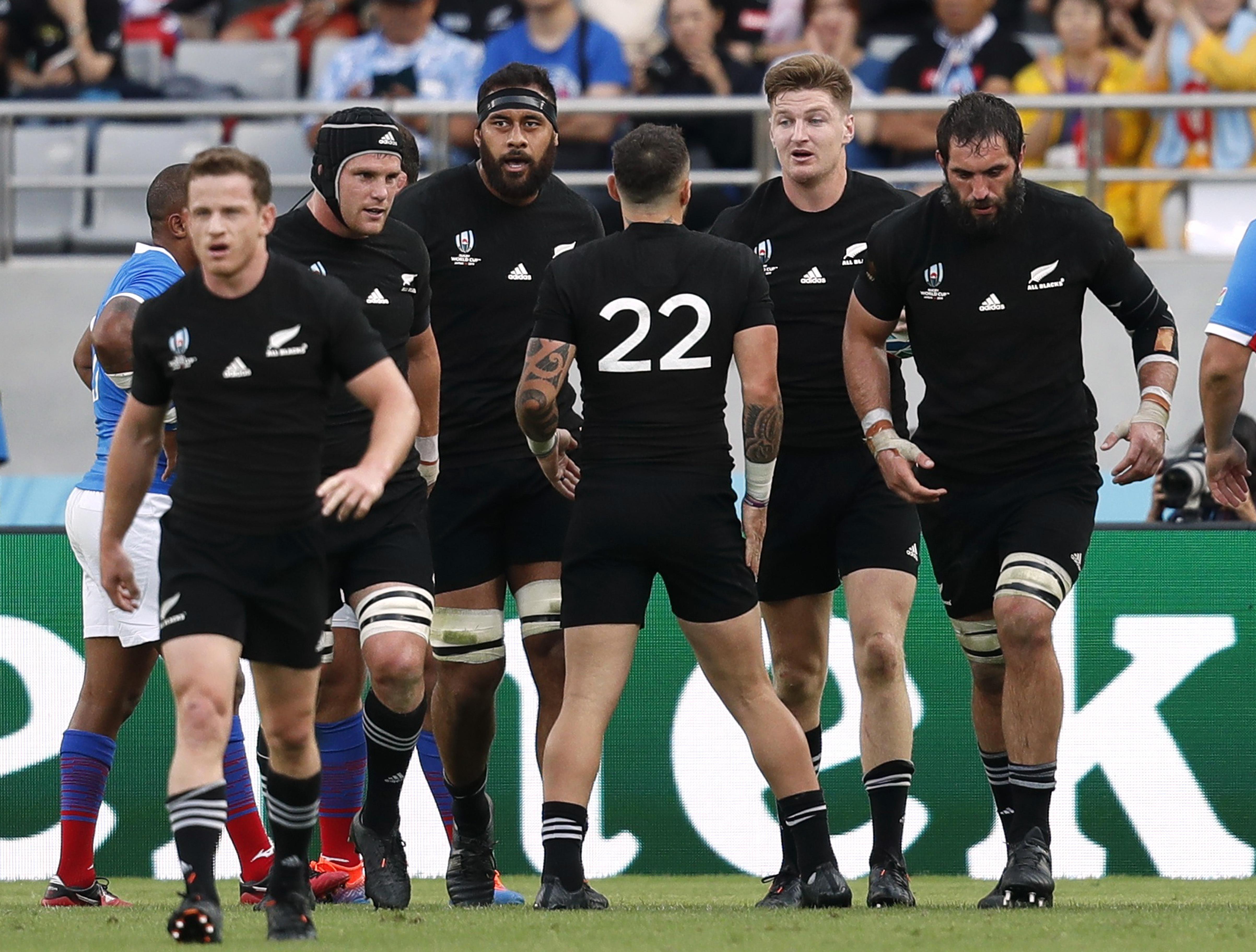 Rugby - Coupe du monde 2019 - Les All Blacks retrouvent l'Irlande, leur bête noire