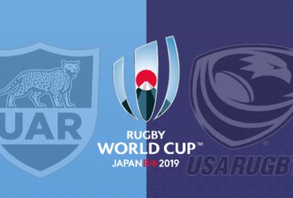 Rugby - Coupe du monde 2019 - Les chiffres clés d'Argentine-Etats-Unis