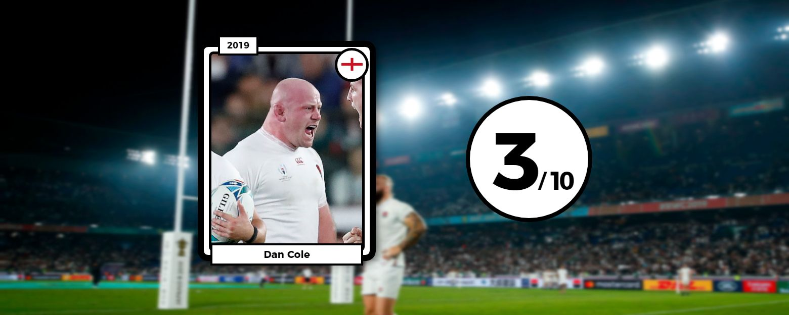 Rugby - Coupe du monde 2019 - Les notes des Anglais : Itoje surnage, Cole sombre