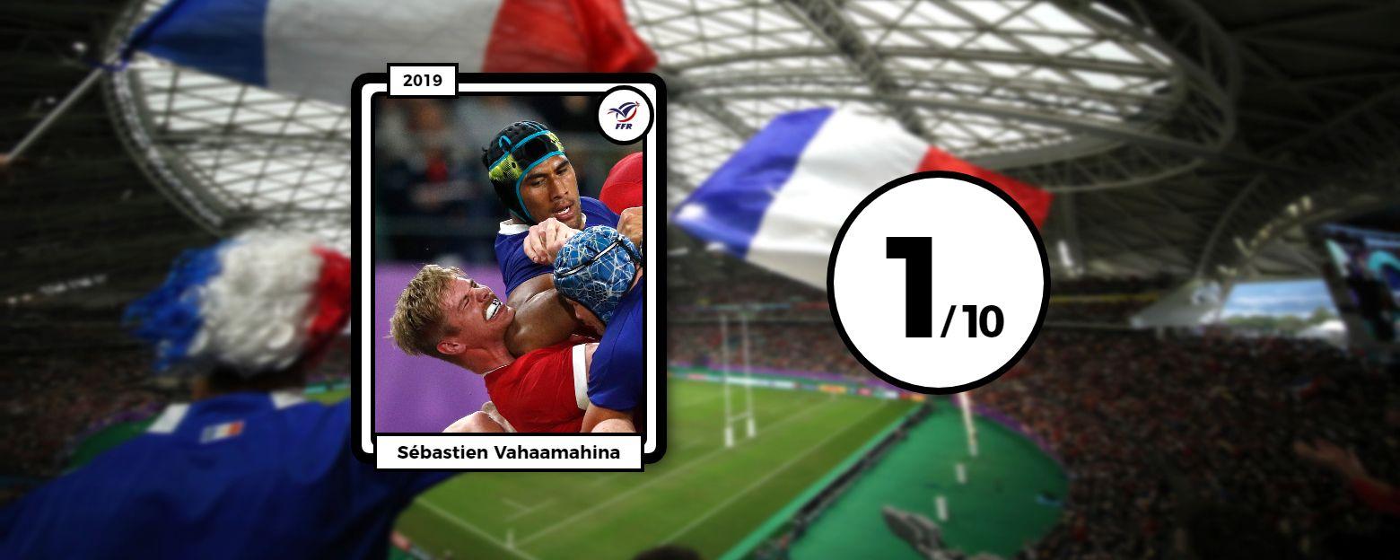 Rugby - Coupe du monde 2019 - Les notes des Bleus : Le Roux et Vakatawa costauds, Vahaamahina indéfendable