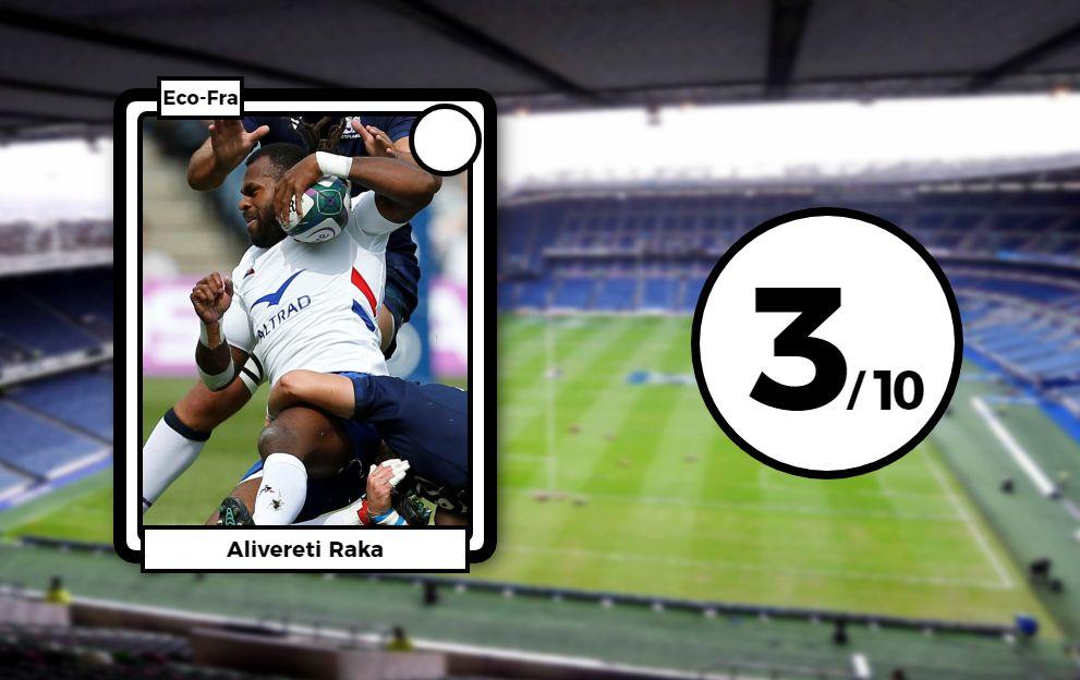 Rugby - Coupe du monde 2019 - Les notes des Bleus : Penaud confirme, Raka se rate