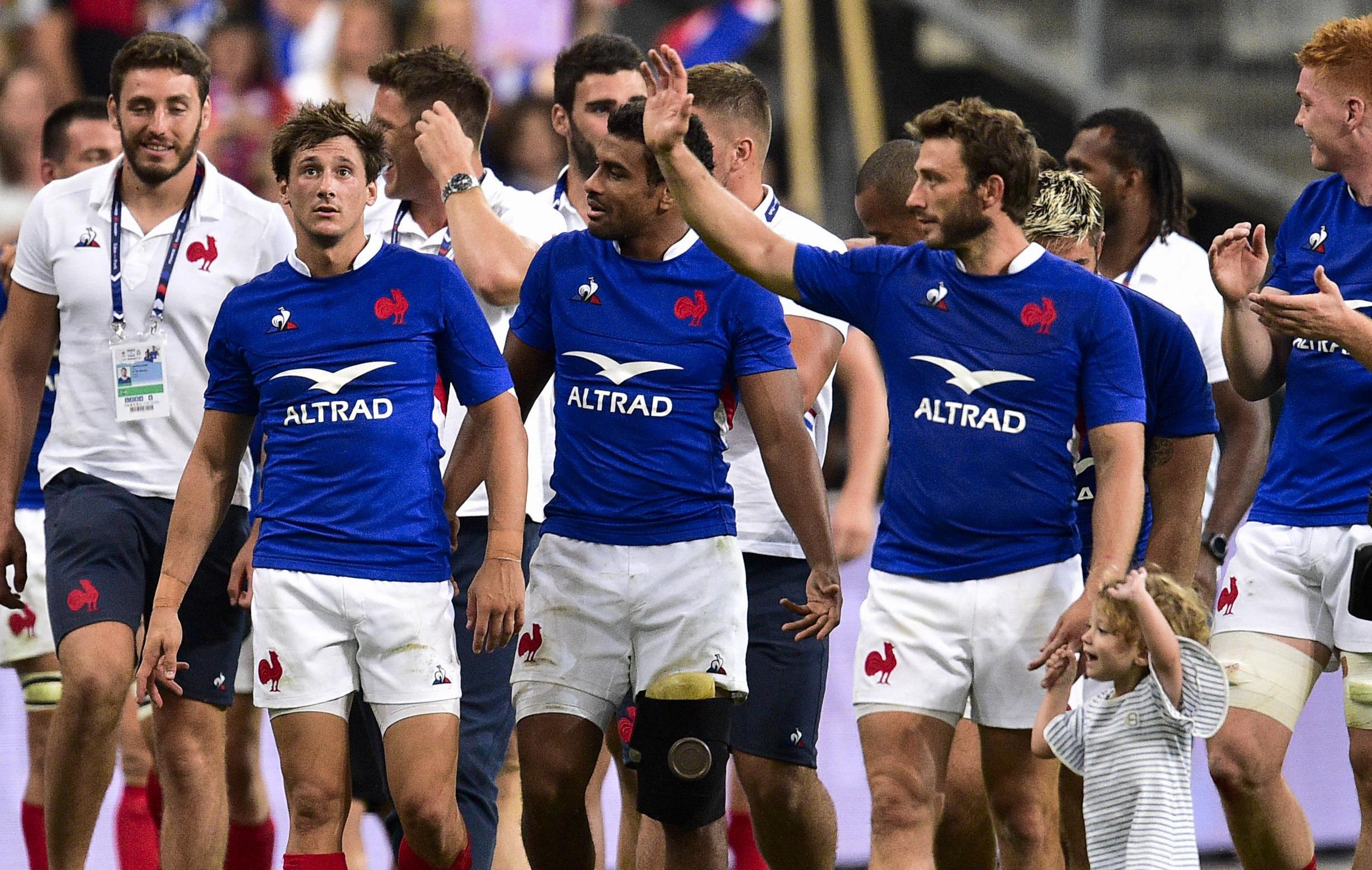 Rugby - Coupe du monde 2019 - Les réactions de Lauret, Médard et Iturria : «On n'est pas une équipe du top mondial»