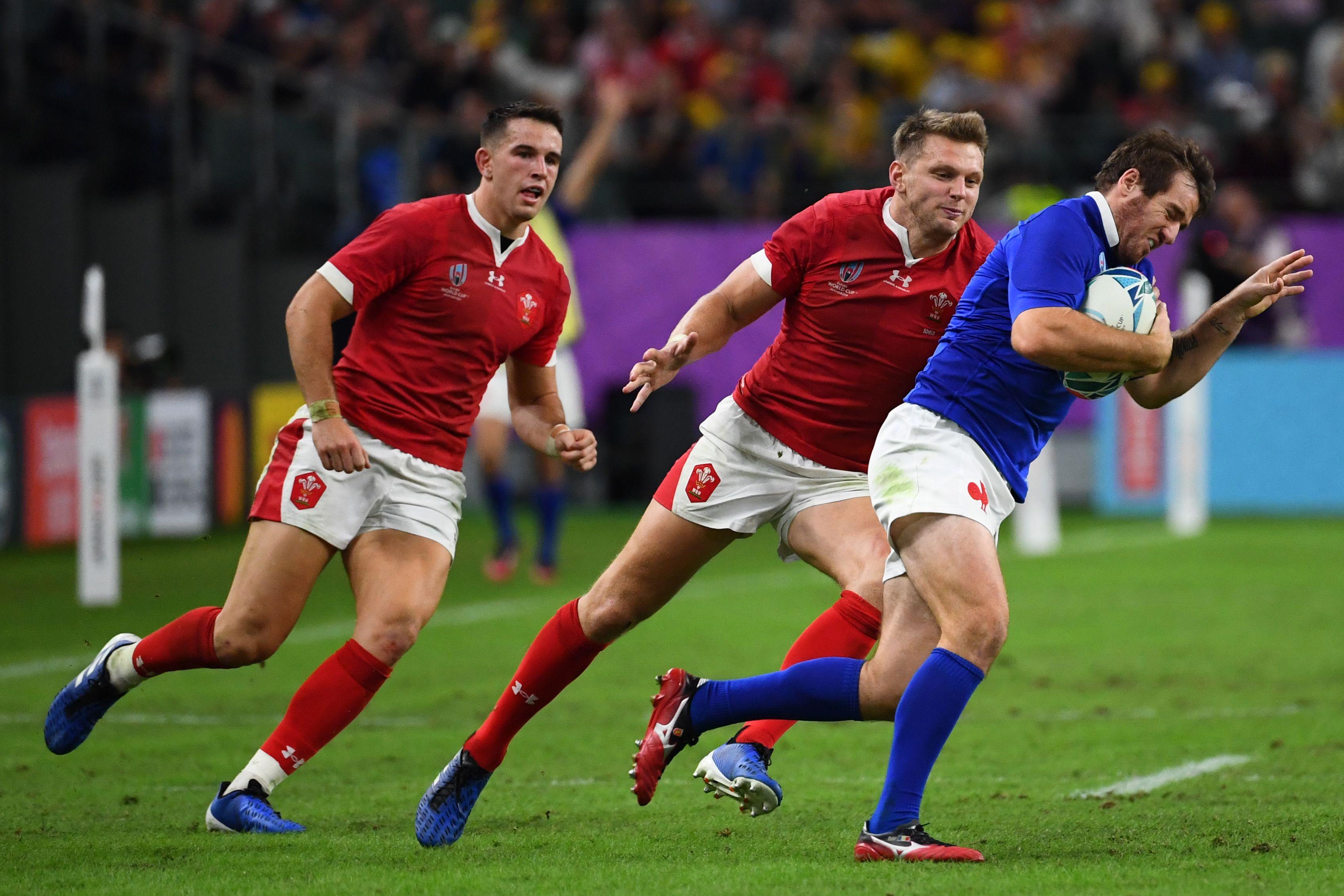 Rugby - Coupe du monde 2019 - Lopez (XV de France) : «Je suis persuadé que l'avenir sera extrêmement positif »